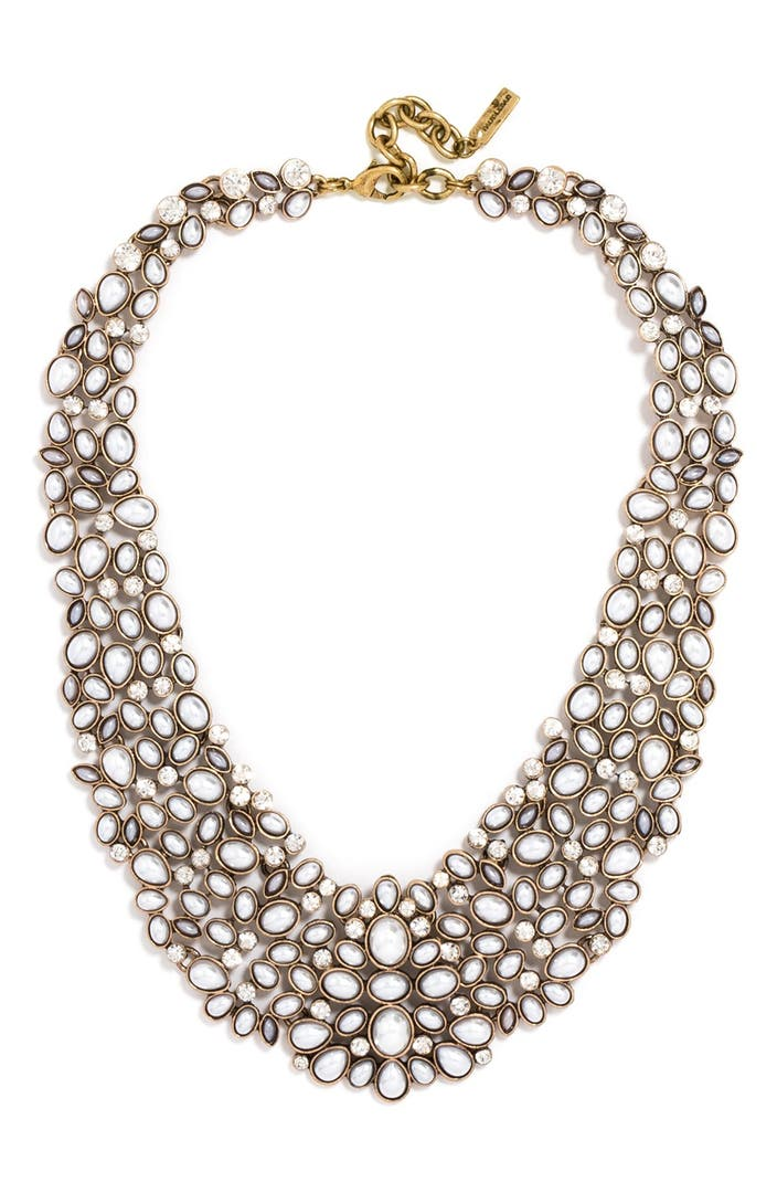 Baublebar Kew Crystal Collar Necklace Nordstrom
