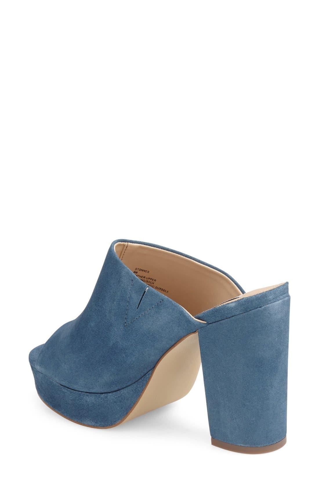 Alternate Image 2  - Steve Madden 'Stonnes' Platform Sandal (Women)