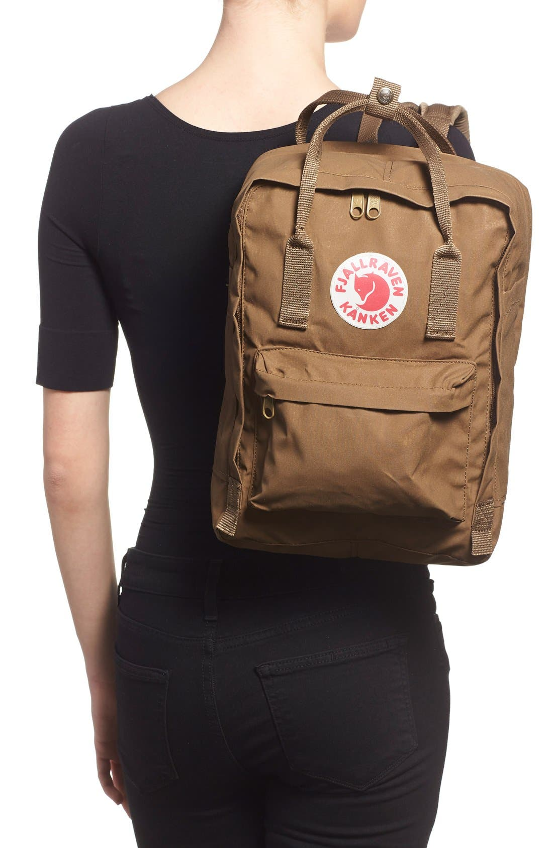 Alternate Image 2  - Fjällräven 'Kånken' Laptop Backpack (13 Inch)