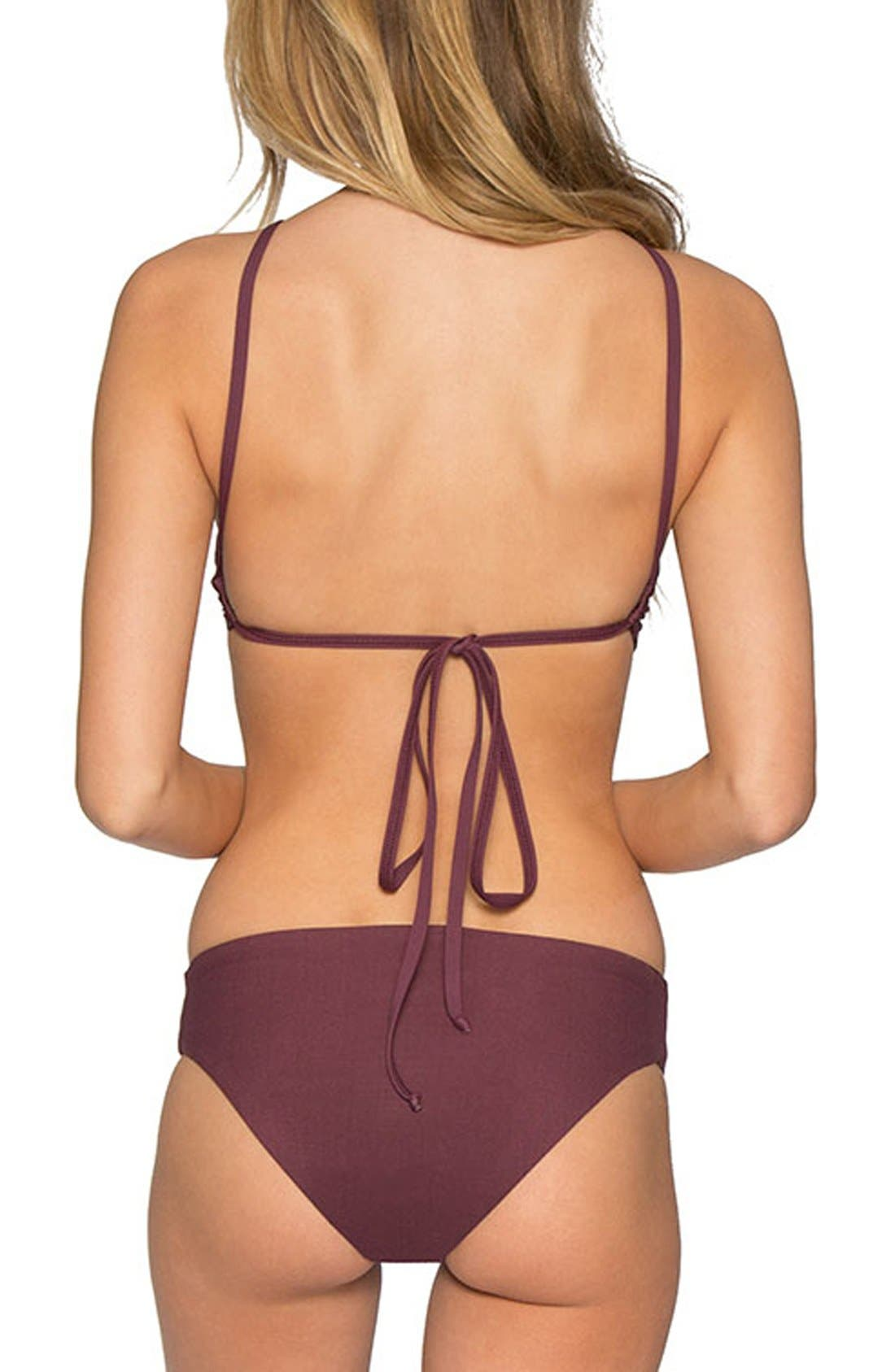 Alternate Image 2  - TAVIK 'Ryan' Halter Bikini Top