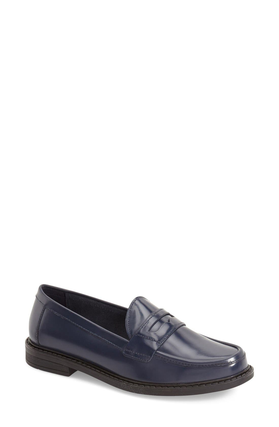 Alternate Image 1 Selected - Cole Haan 'Pinch Campus' Penny Loafer (Women)