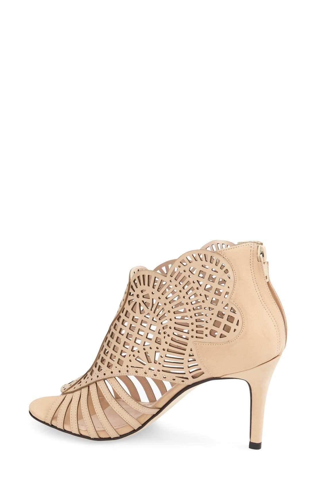 Alternate Image 2  - Klub Nico 'Mirelle' Cutout Bootie (Women)