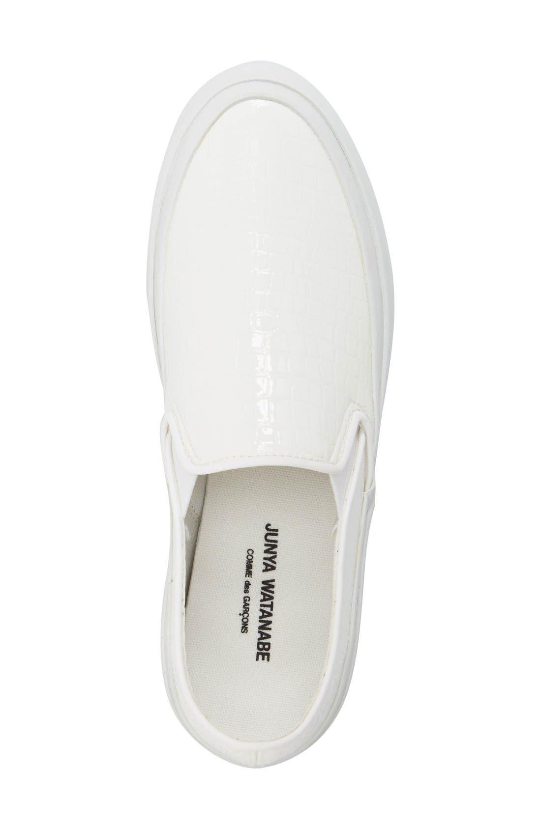 Alternate Image 3  - Junya Watanabe Slip-On Sneaker (Women)