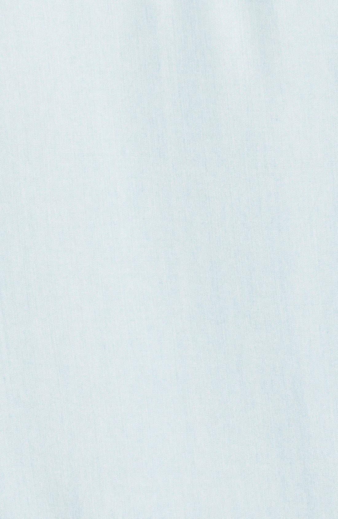 Alternate Image 5  - KUT from the Kloth 'Valentina' Denim Romper