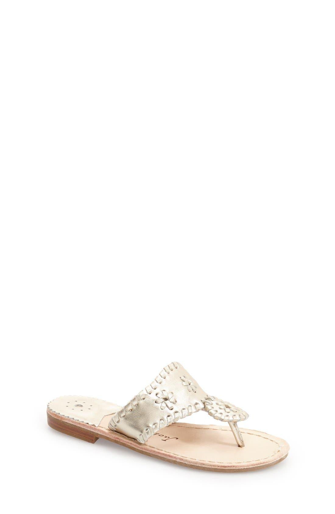 JACK ROGERS 'Miss Hamptons' Sandal