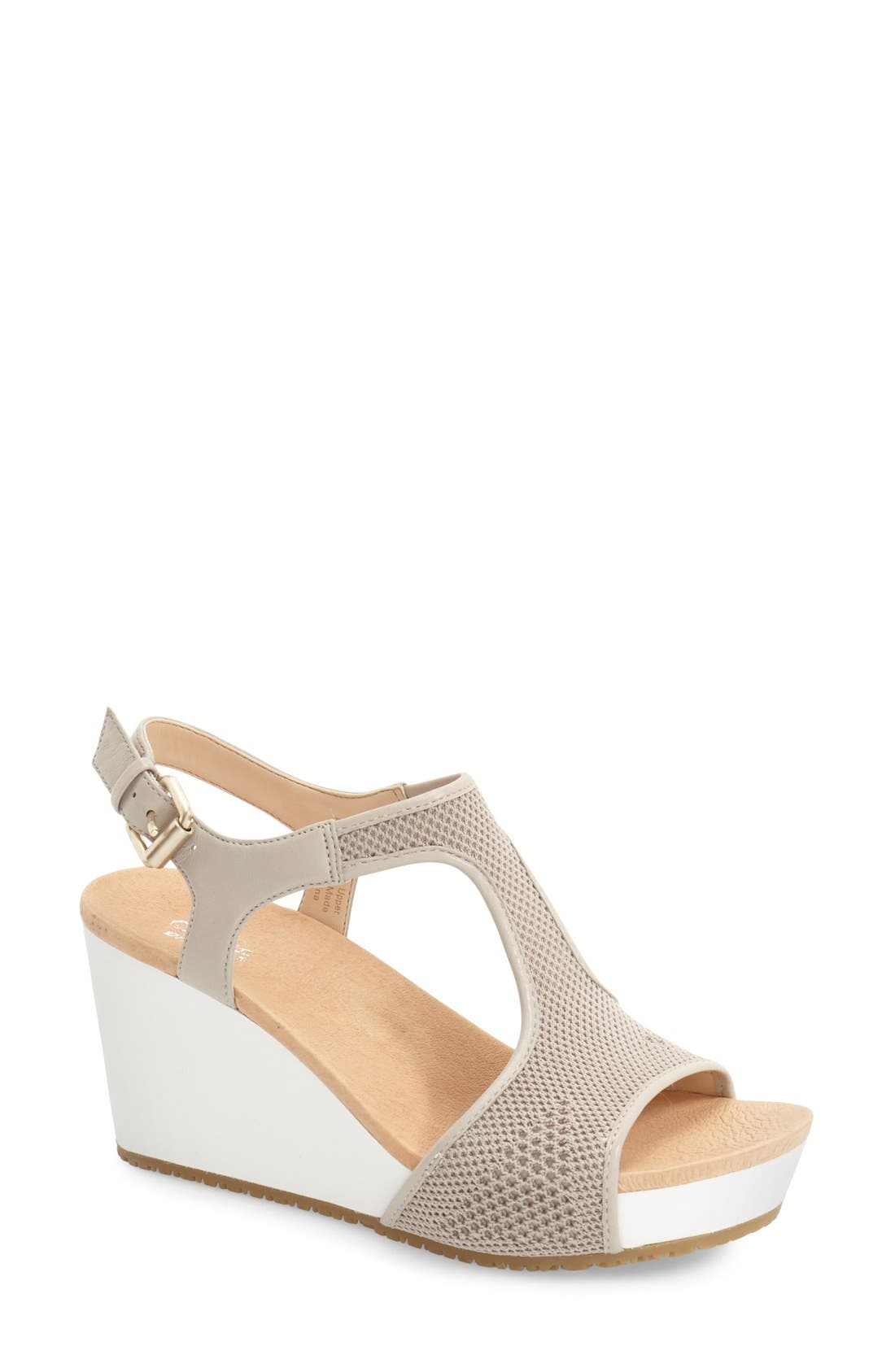 DR. SCHOLL'S 'Original Collection Wiley' Wedge Sandal