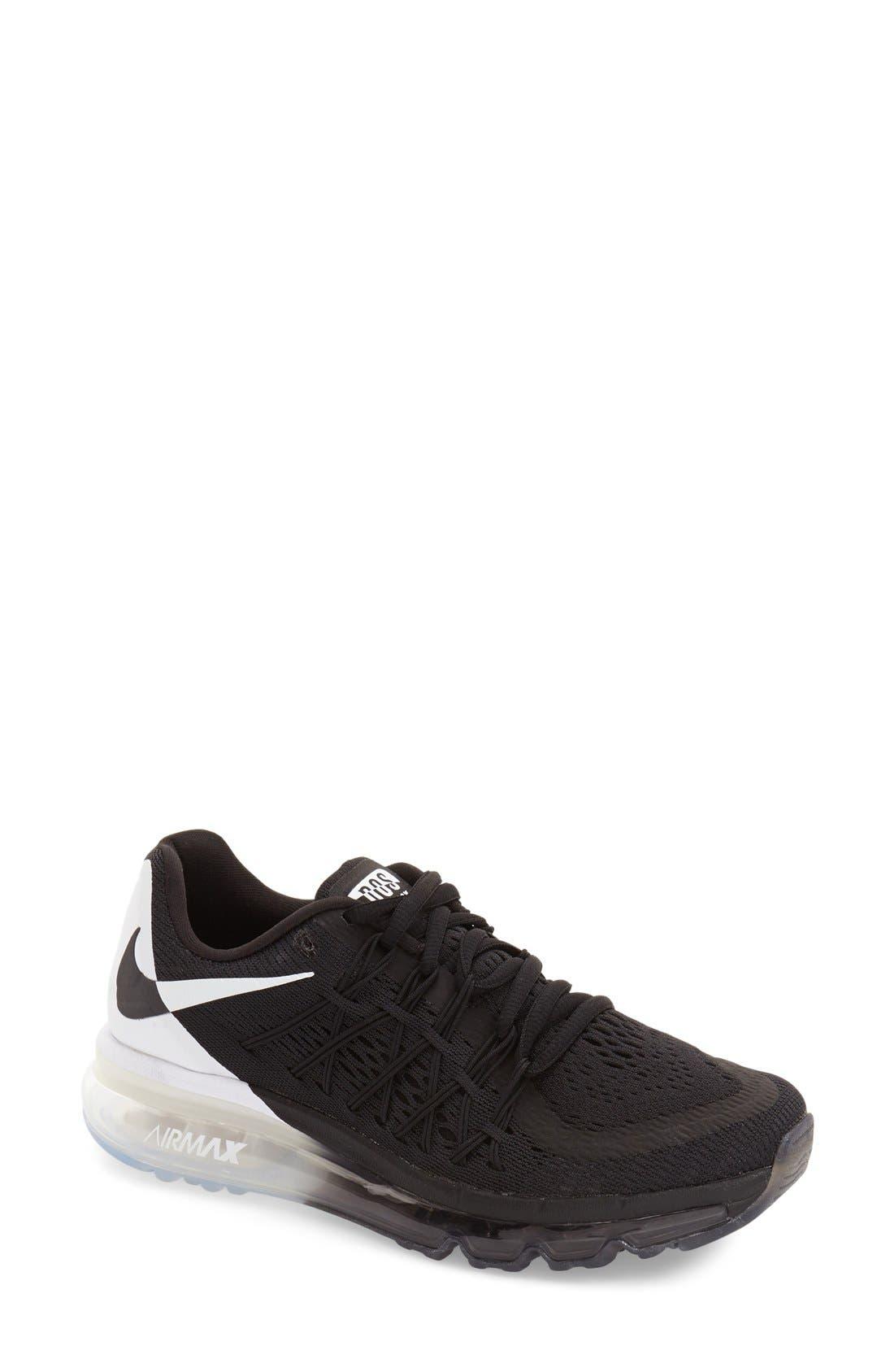Alternate Image 1 Selected - Nike 'Air Max 2015 DOS' Running Shoe (Women)