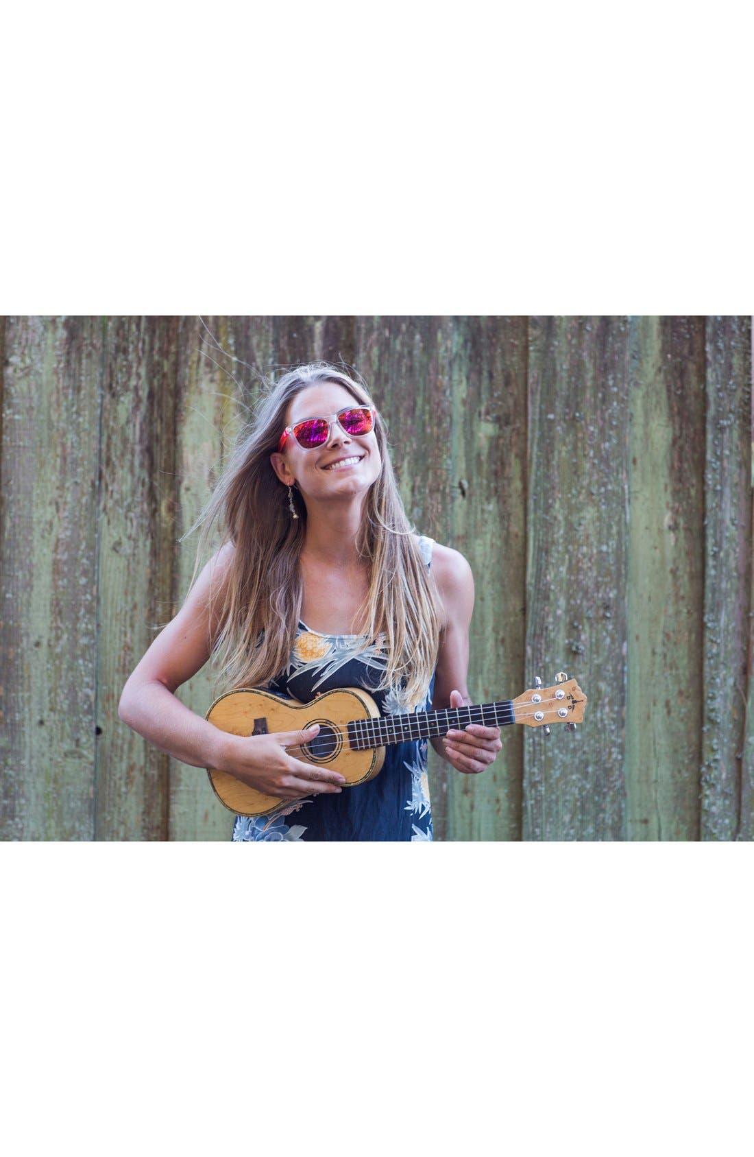 Alternate Image 2  - Sunski 'Originals' 53mm Retro Polarized Sunglasses
