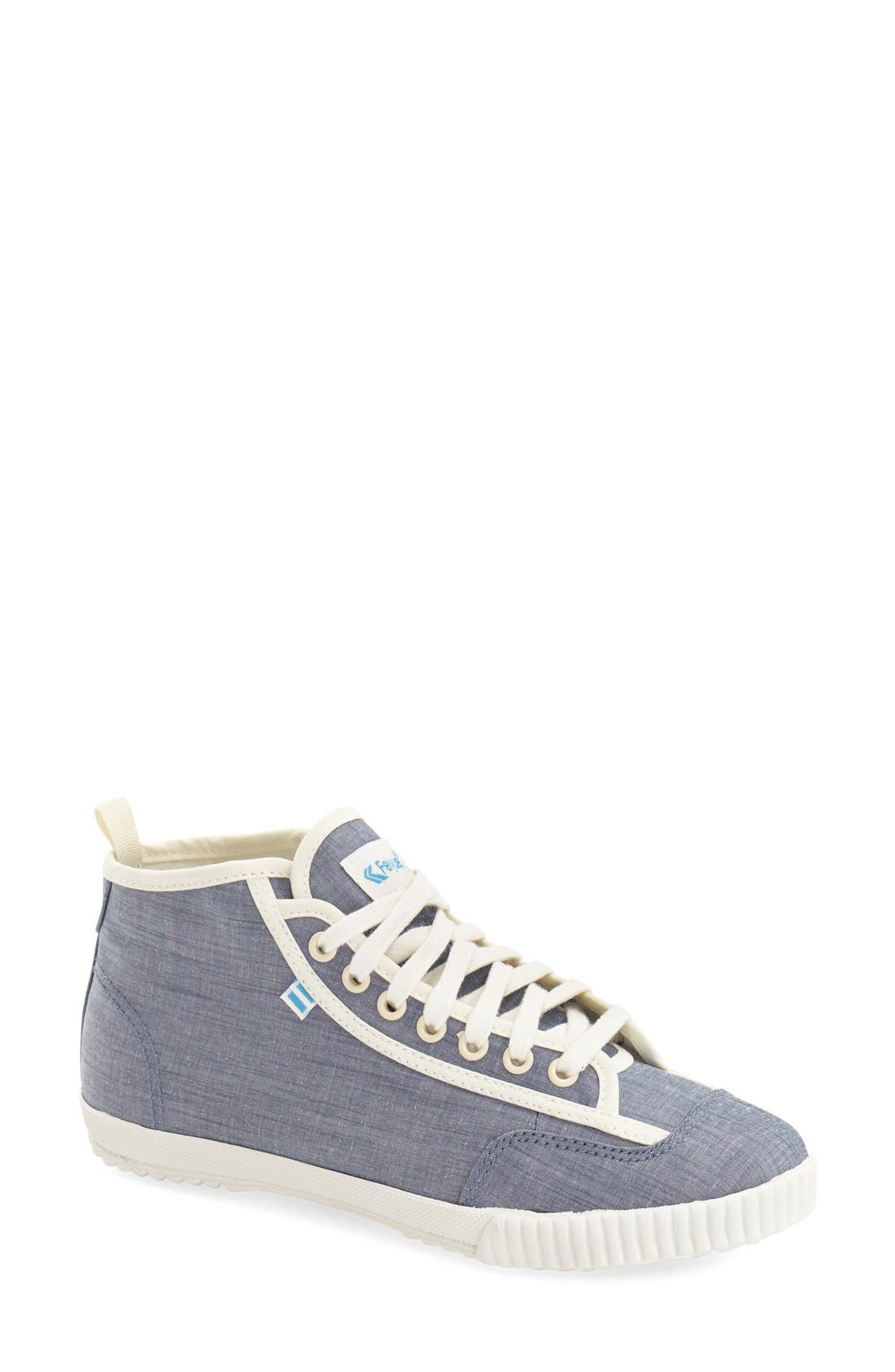 FEIYUE. 'Candice' High Top Sneaker