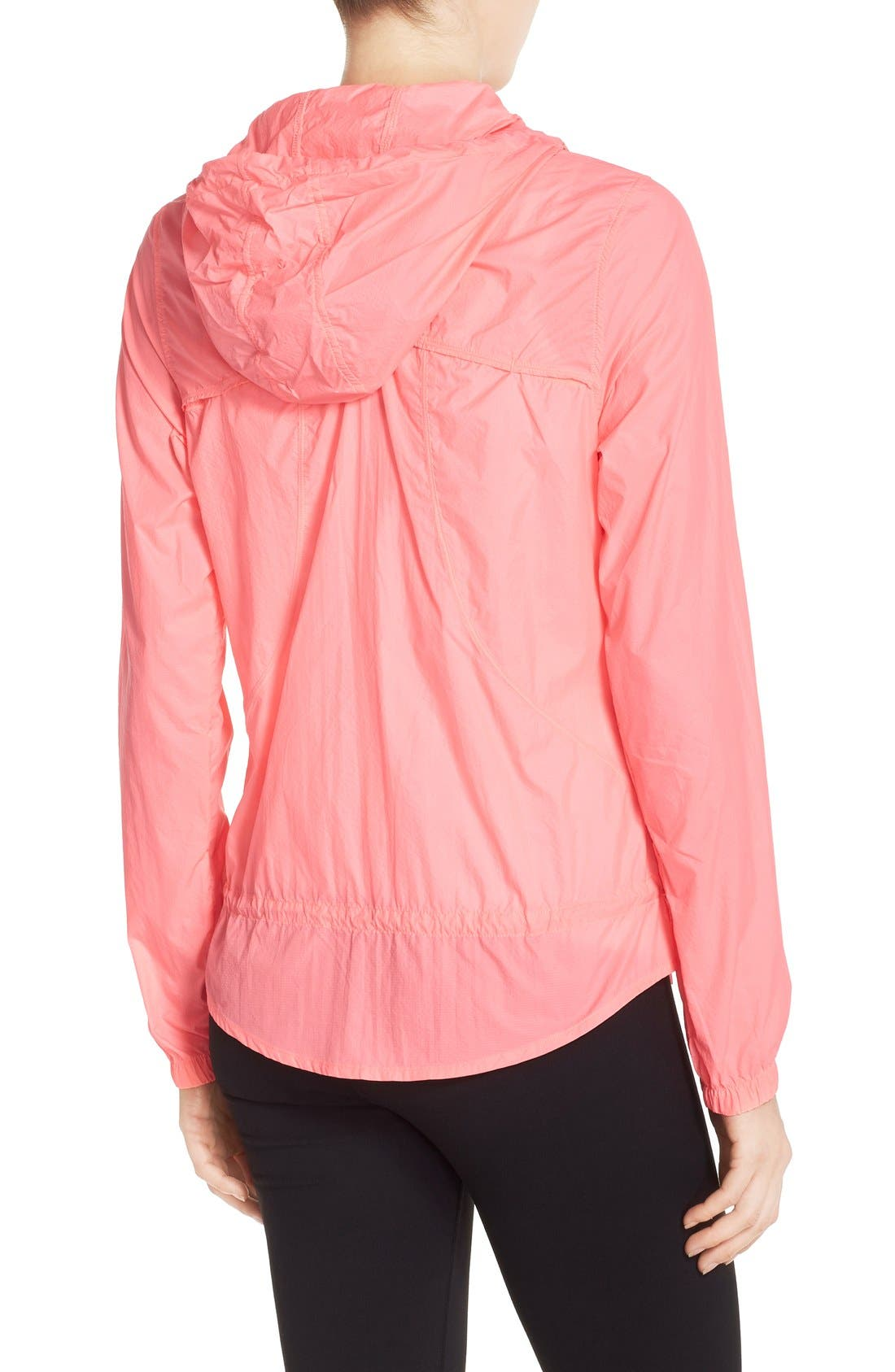 Alternate Image 2  - Zella 'Euphoria' Windbreaker Jacket