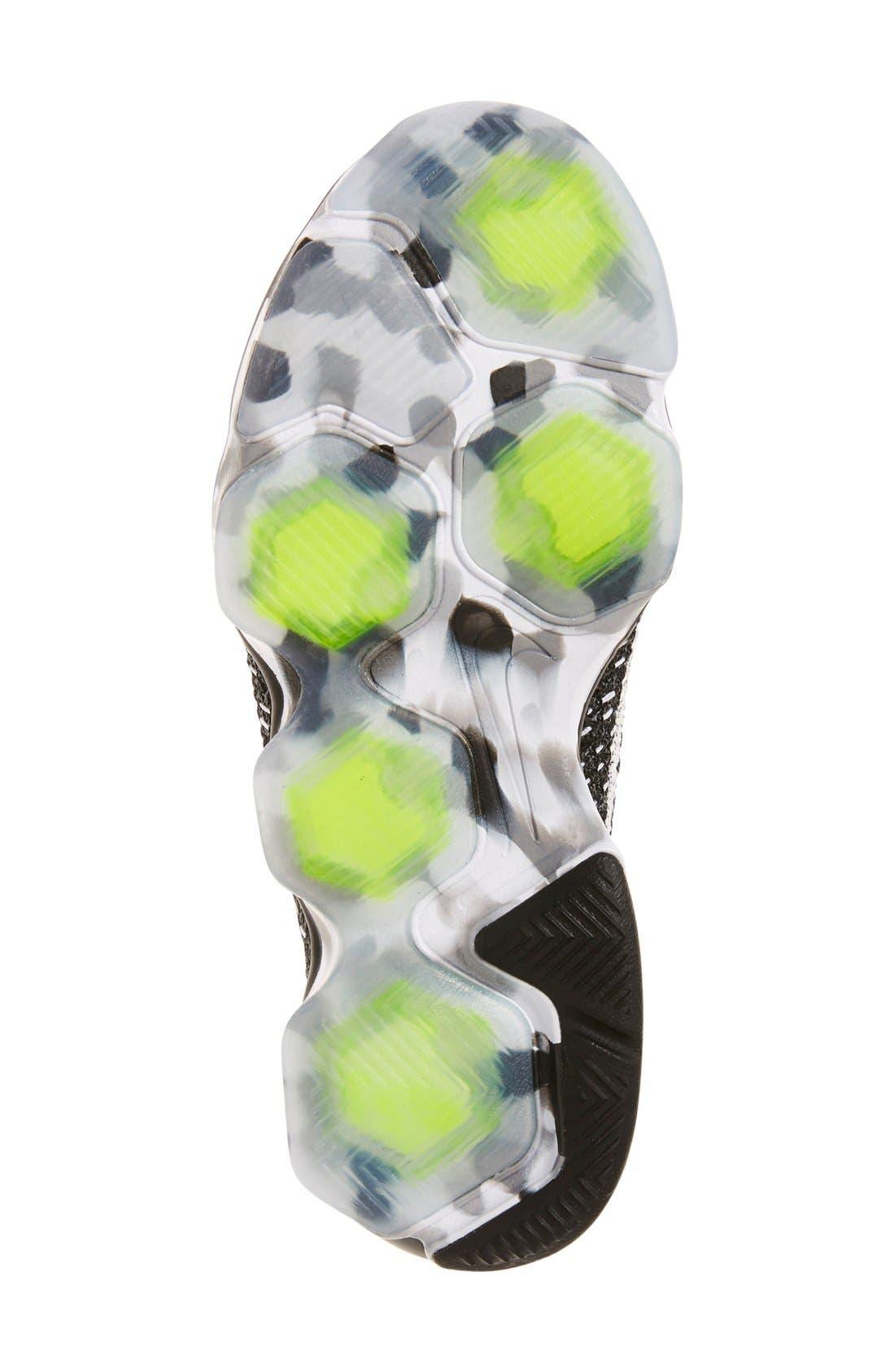 Alternate Image 4  - Nike 'Flyknit Zoom' Agility Training Shoe (Women)