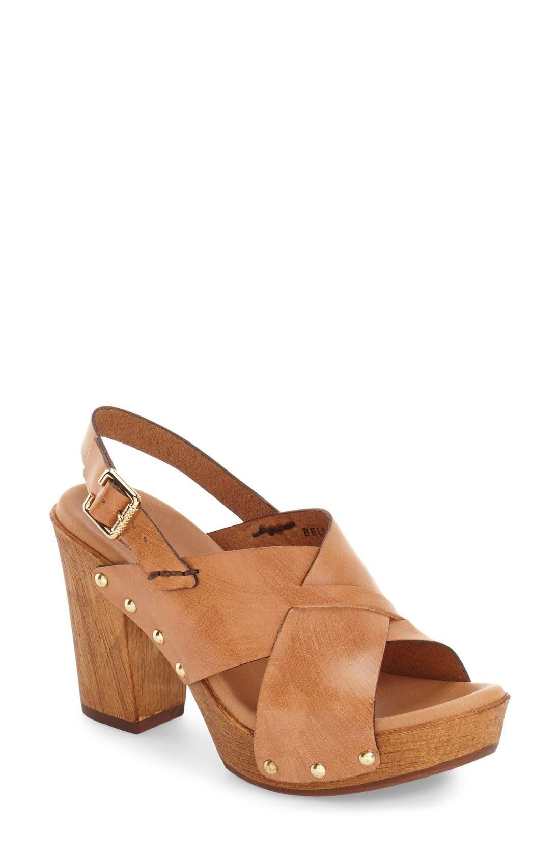 Kenneth Cole New York 'Belle' Platform Sandal (Women)