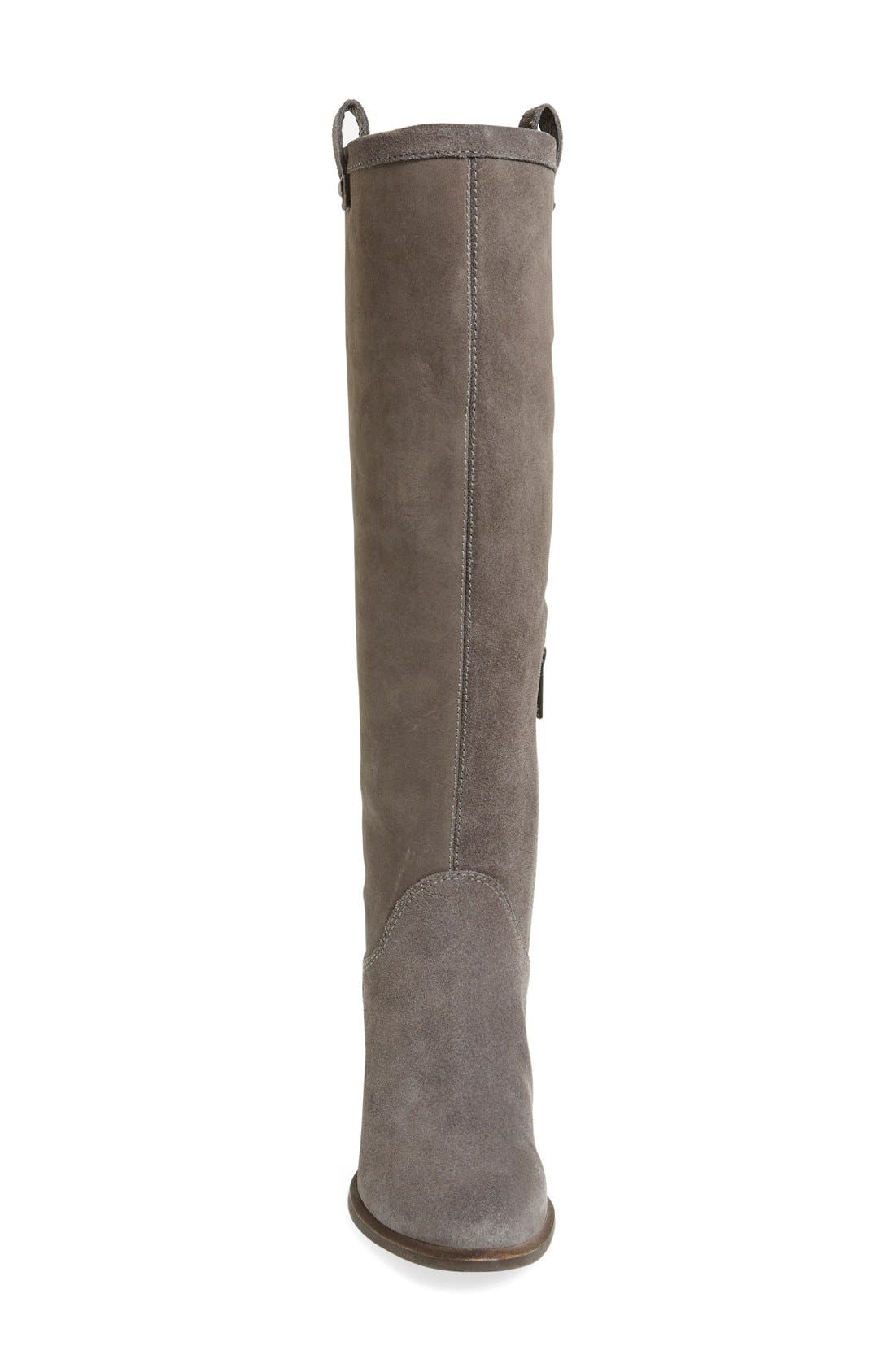 Alternate Image 3  - UGG® 'Ava' Tall Water Resistant Suede Boot (Women)