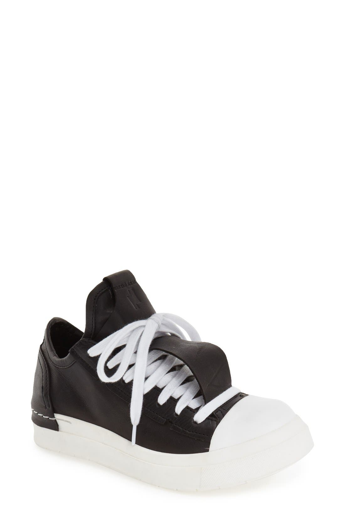 Alternate Image 1 Selected - CA by CINZIA ARAIA Lace-Up Leather Sneaker (Women)