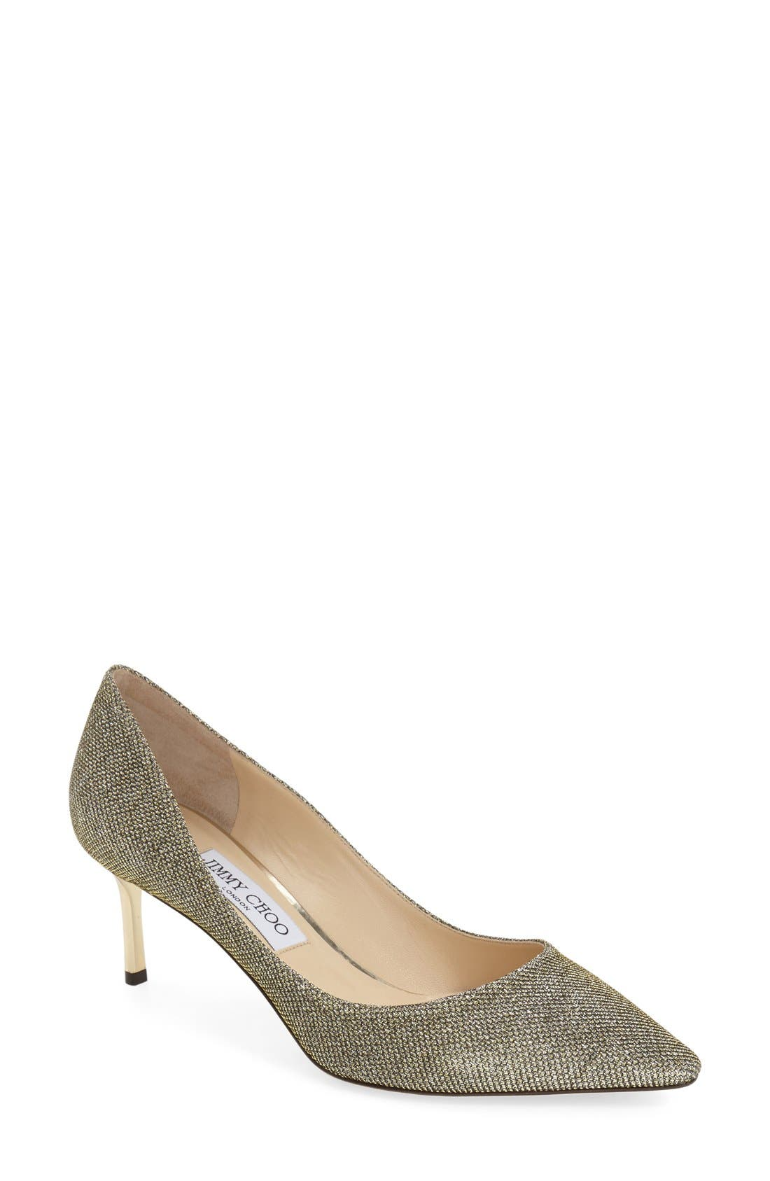 Alternate Image 1 Selected - Jimmy Choo 'Romy' Pointy Toe Pump (Women)