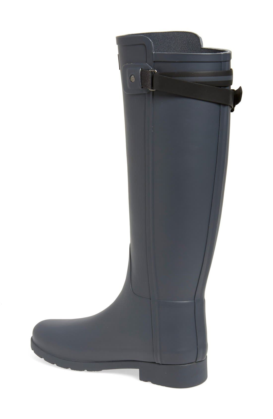 Alternate Image 2  - Hunter 'Original Refined' Rain Boot (Women)