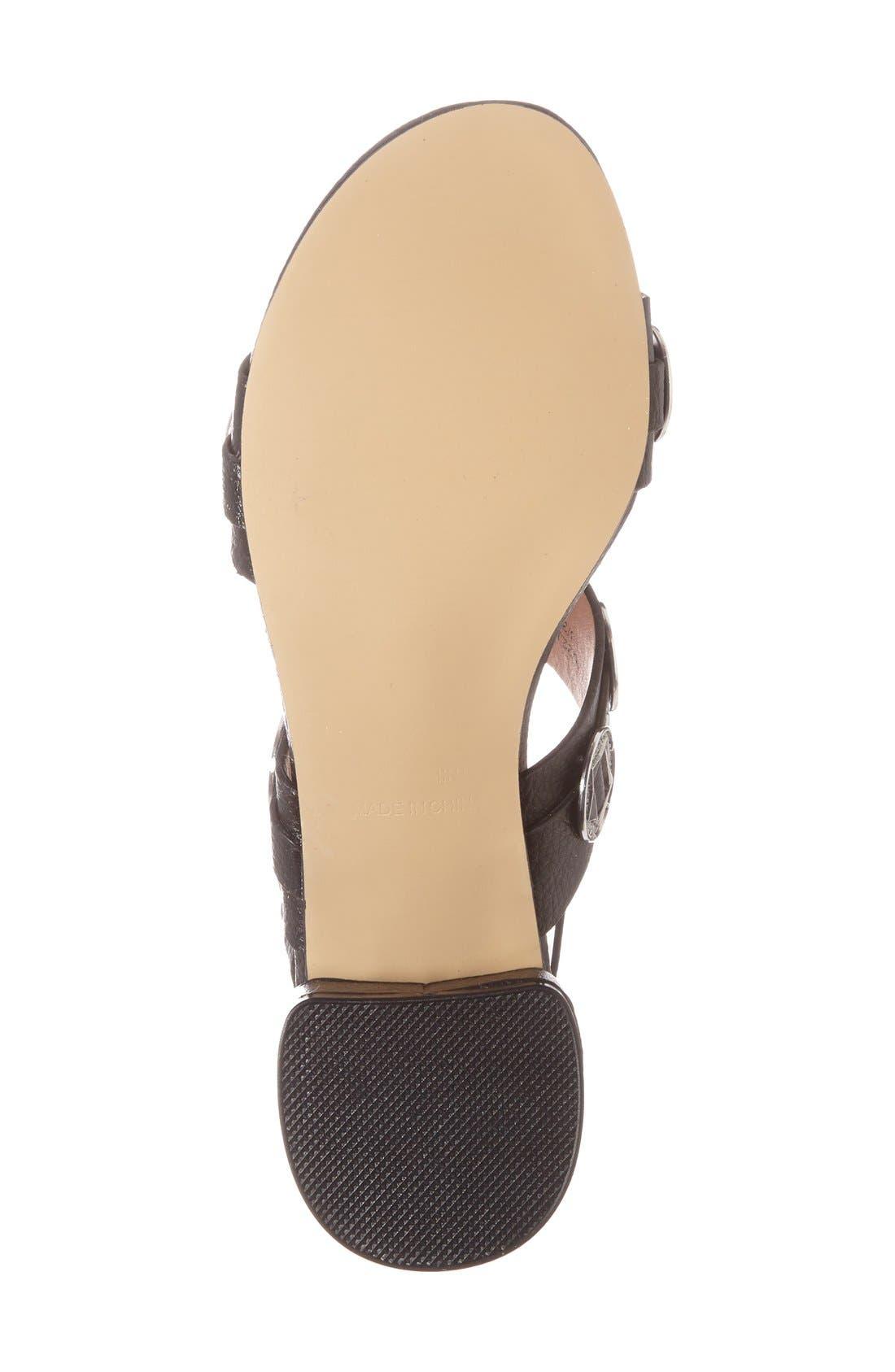 Alternate Image 2  - Topshop 'Dandy' Block Heel Sandal (Women)
