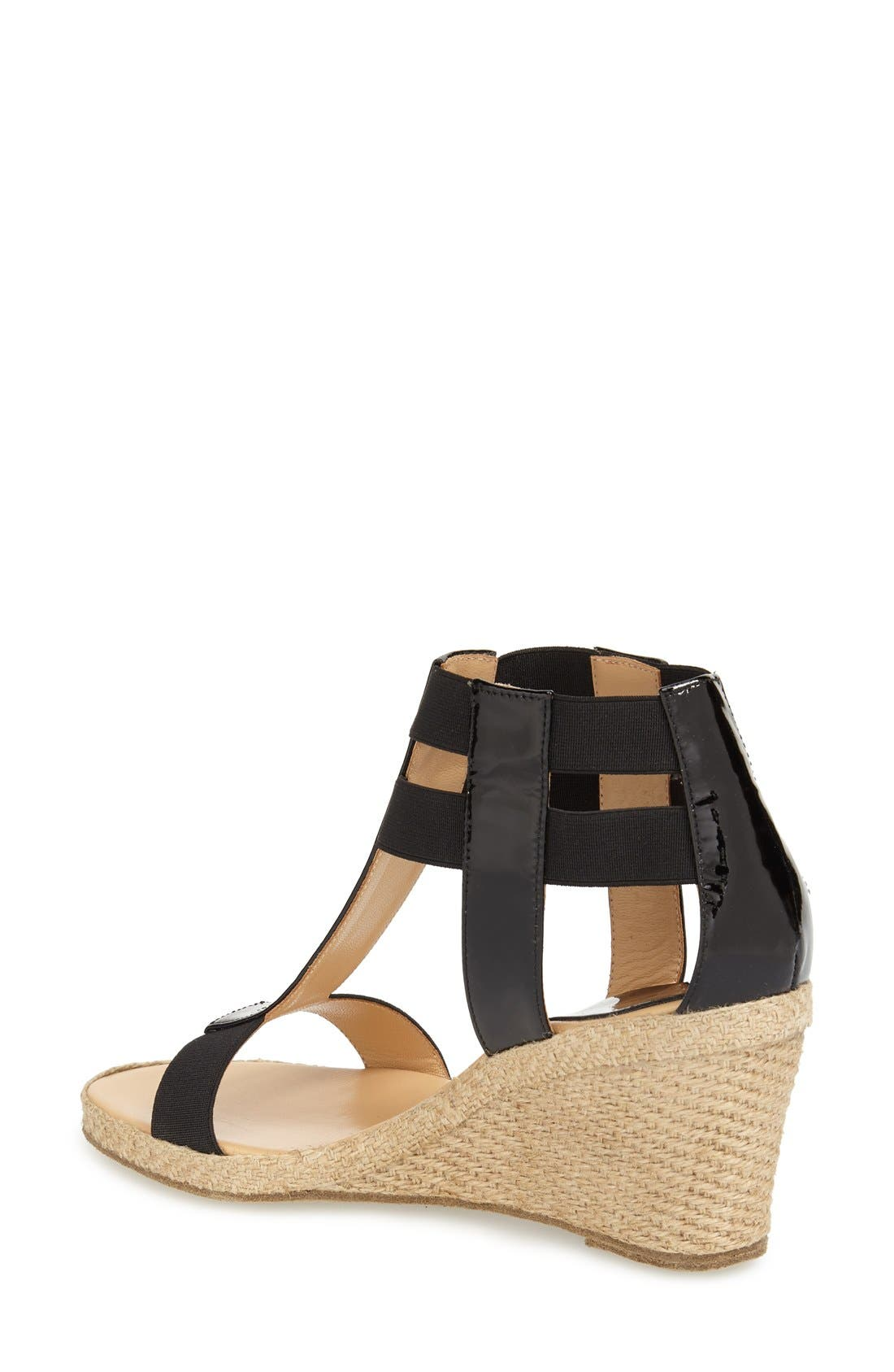 Alternate Image 2  - André Assous 'Pippi' Espadrille Wedge Sandal (Women)