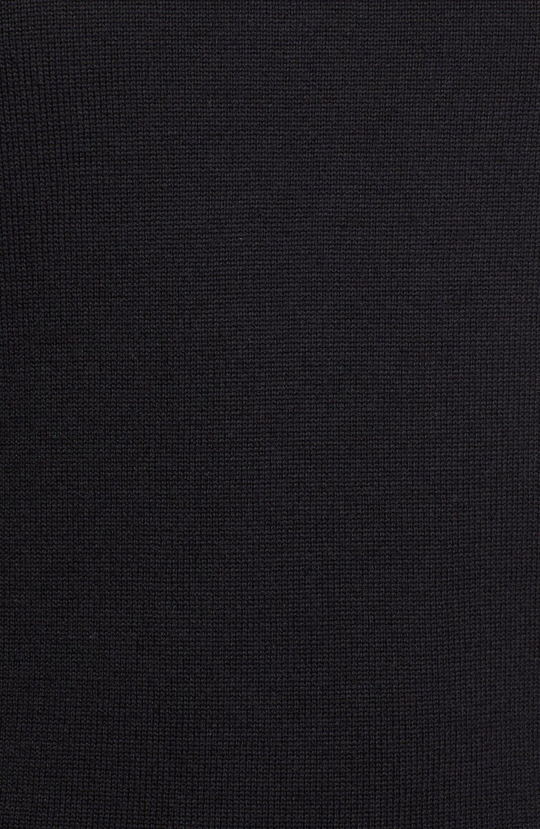 Alternate Image 3  - MARC JACOBS Back Button Detail Merino Wool Sweater