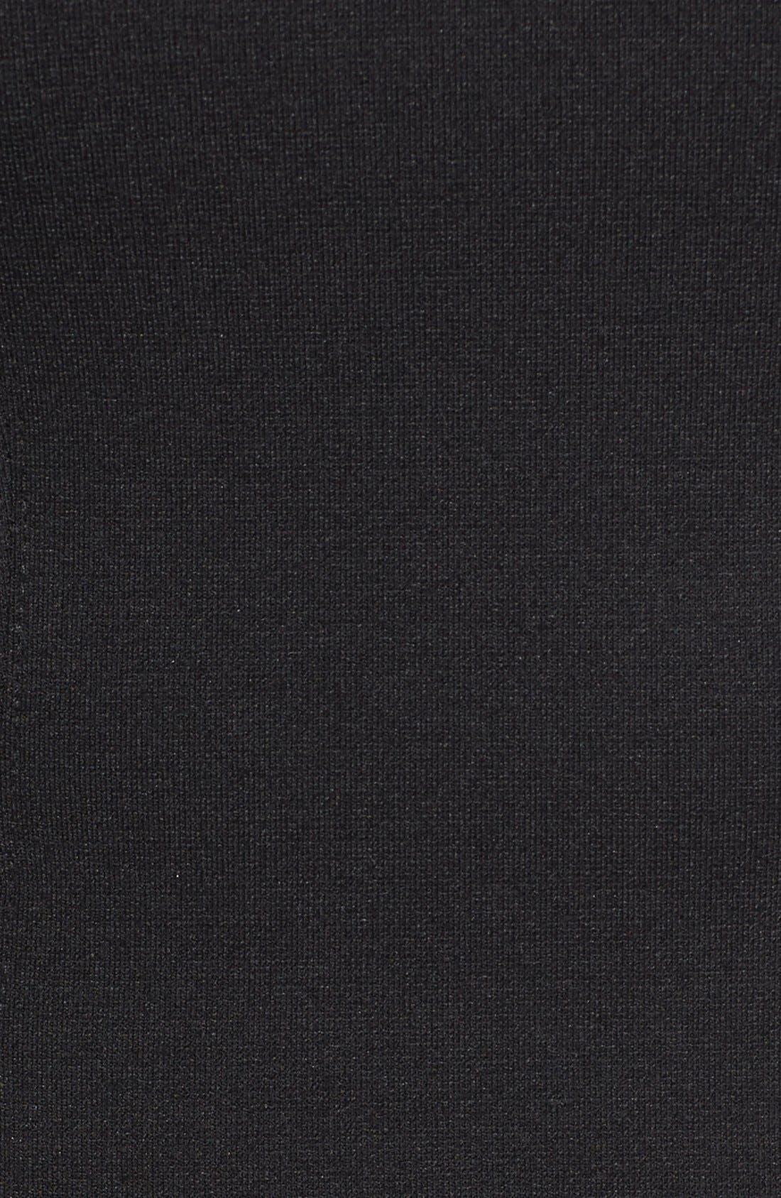 Alternate Image 5  - Karen Kane 'Michelle' Short Sleeve Fit & Flare Dress