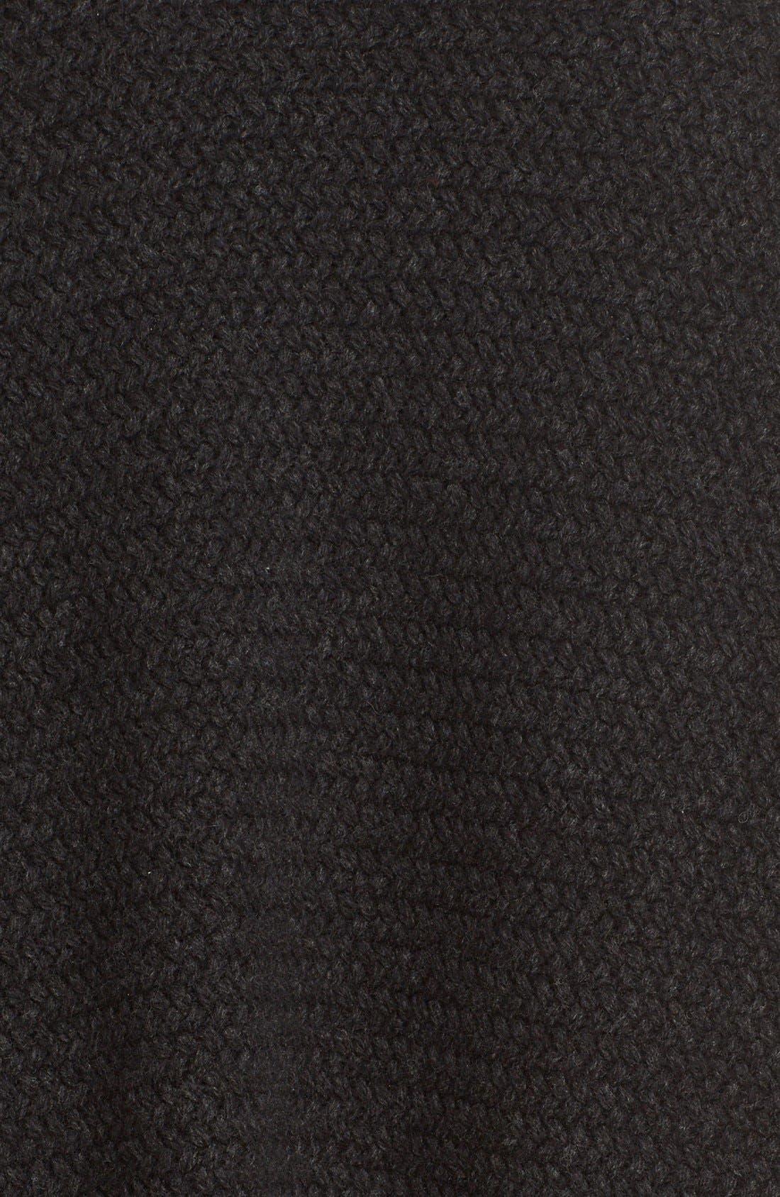 Alternate Image 5  - Vince Basket Weave Stitch Wool & Yak Cardigan