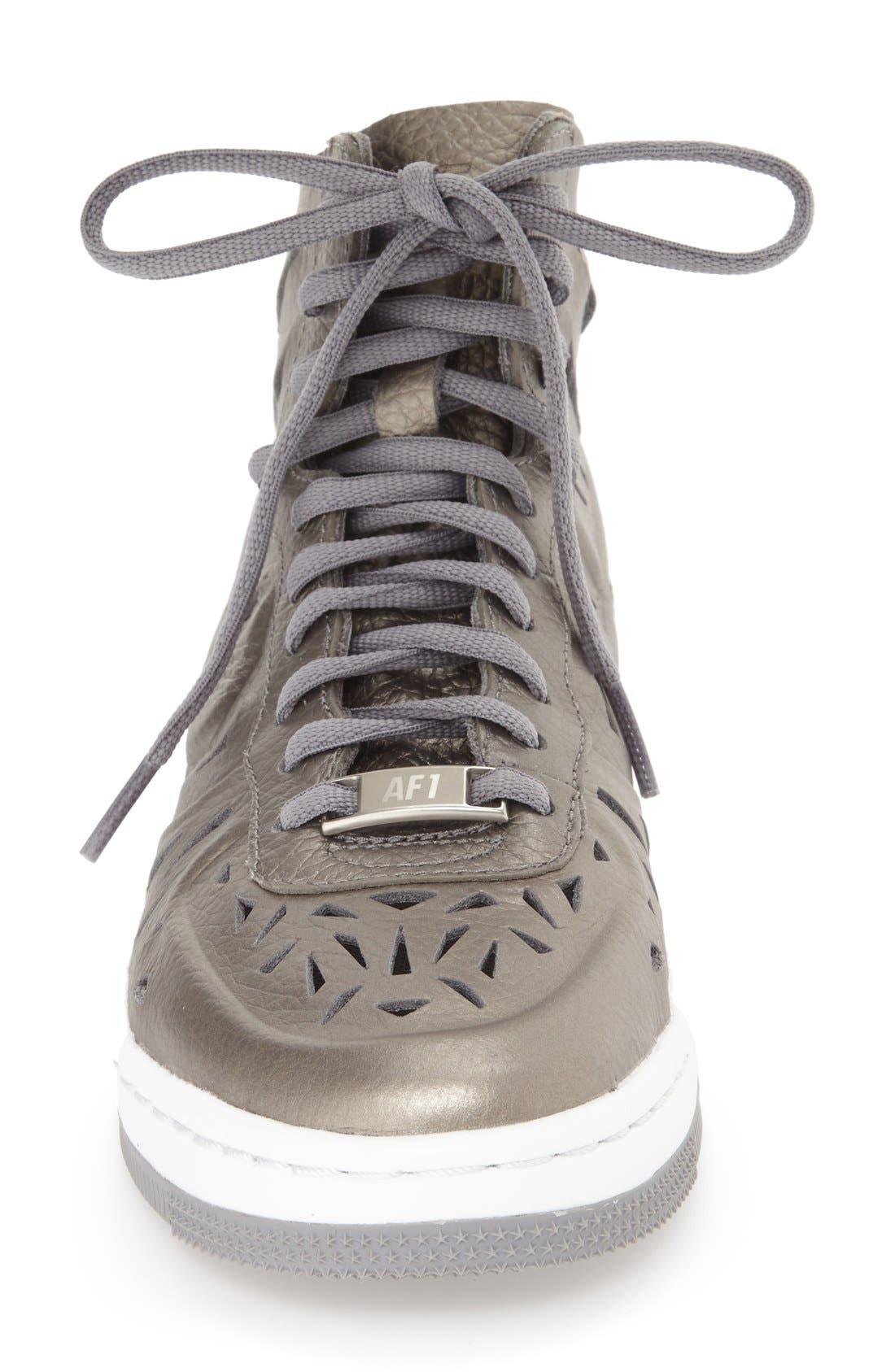 Alternate Image 3  - Nike 'Air Force 1 - Ultra Force Joli' High Top Sneaker (Women)
