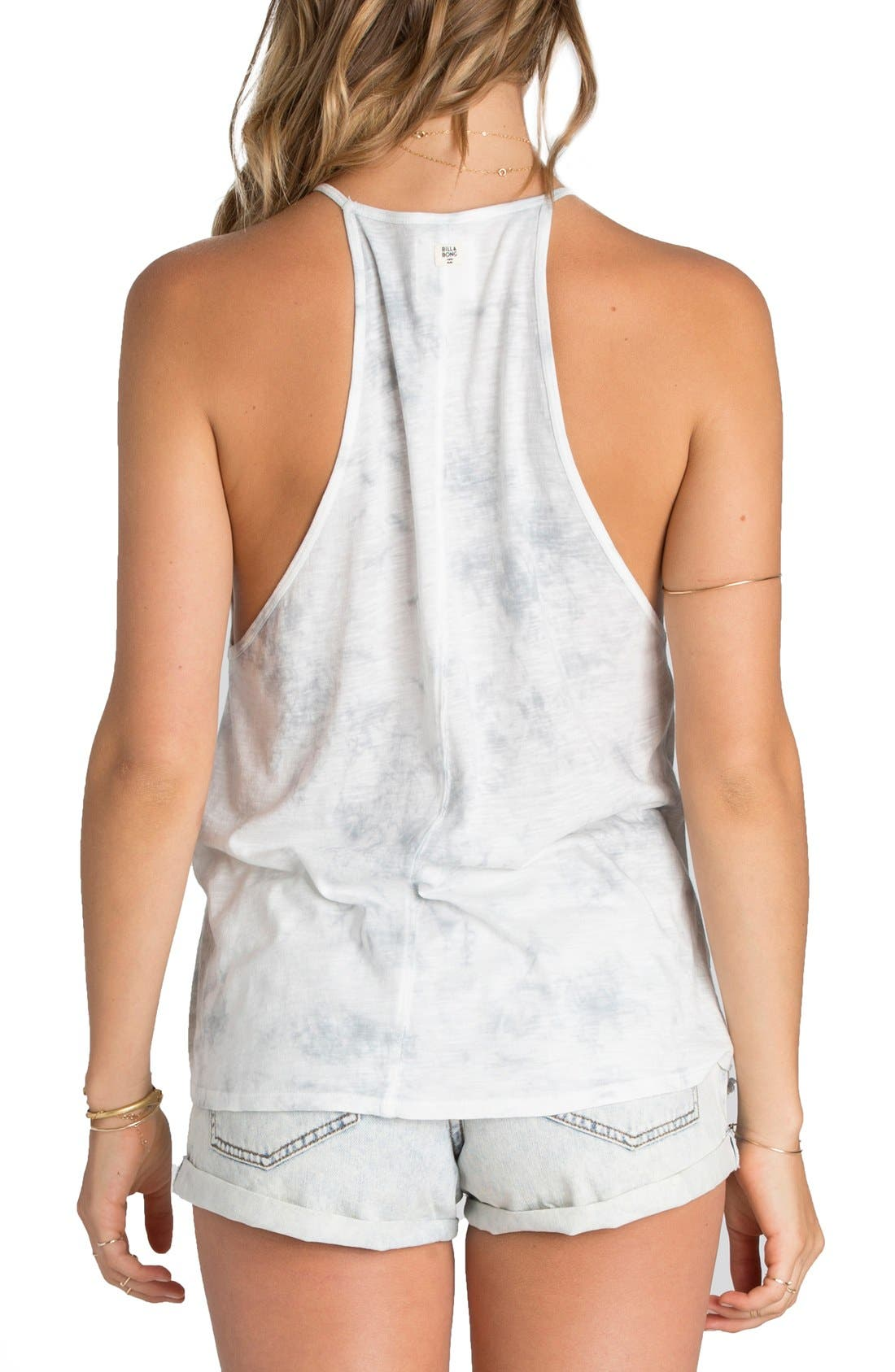 Alternate Image 2  - Billabong 'To the Point' Racerback Tank