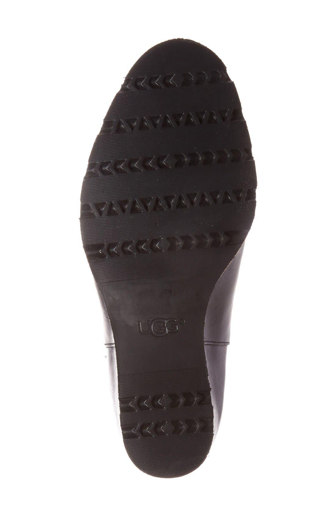 Alternate Image 4  - UGG® 'Amal' Wedge Boot (Women)