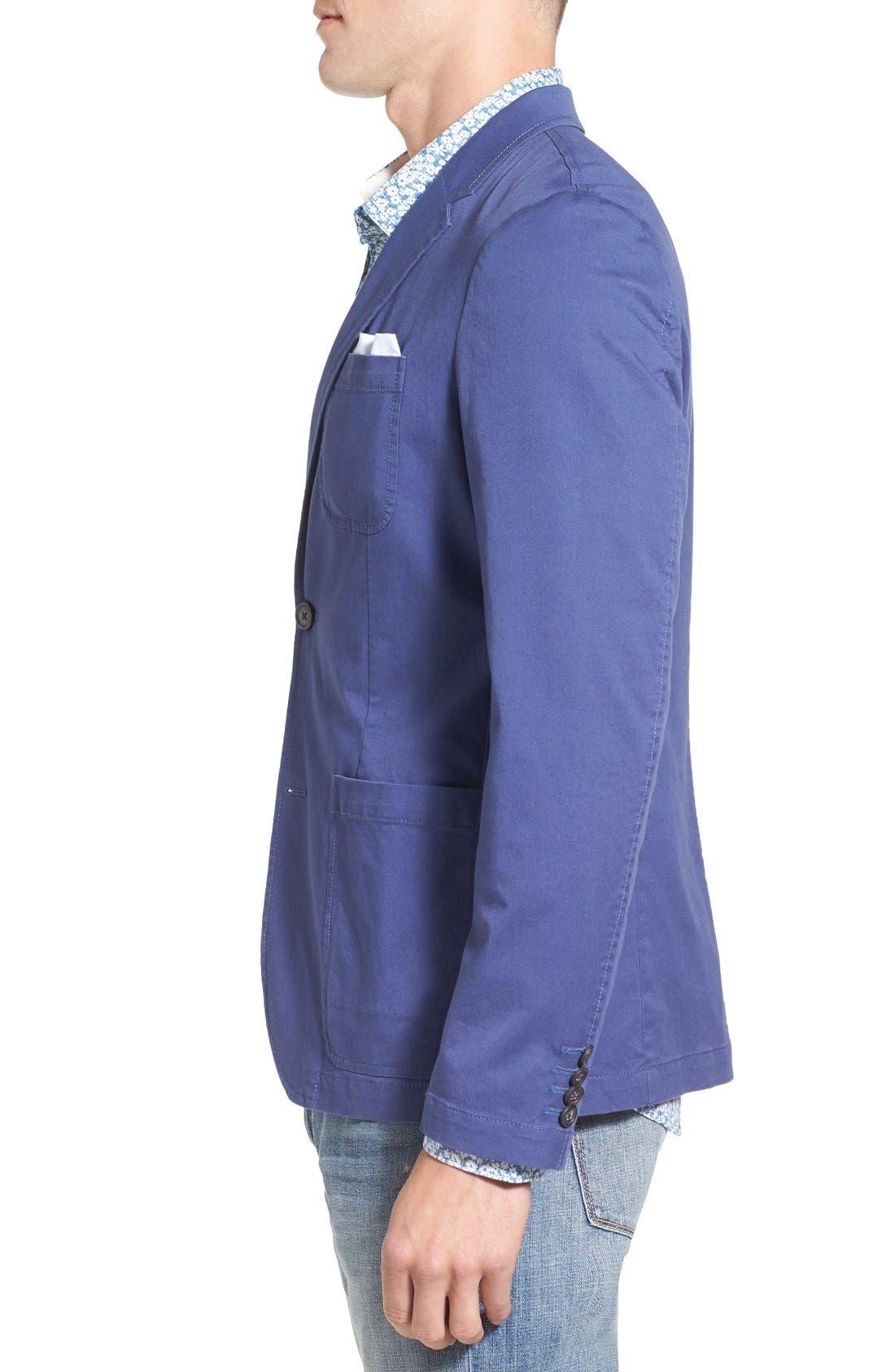 Alternate Image 3  - Original Penguin Stretch Cotton Blazer