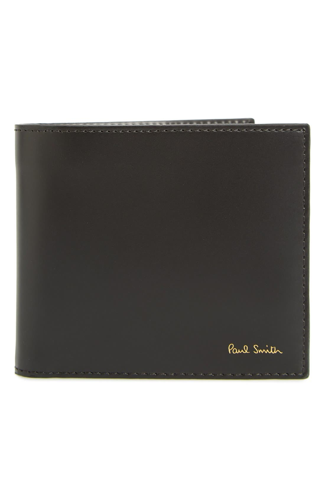 Alternate Image 1 Selected - Paul Smith Leather Wallet