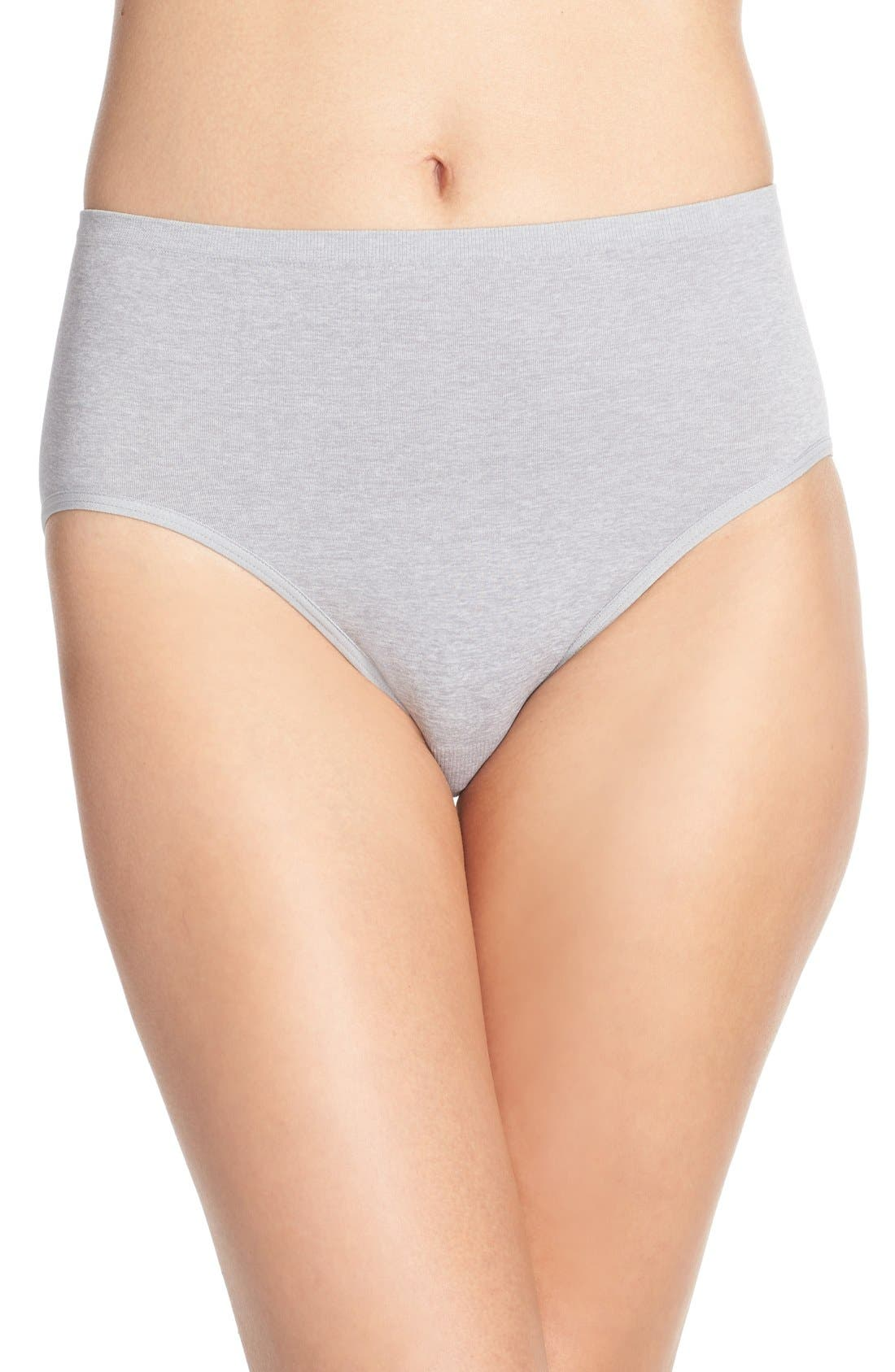 NORDSTROM LINGERIE Seamless Full Briefs