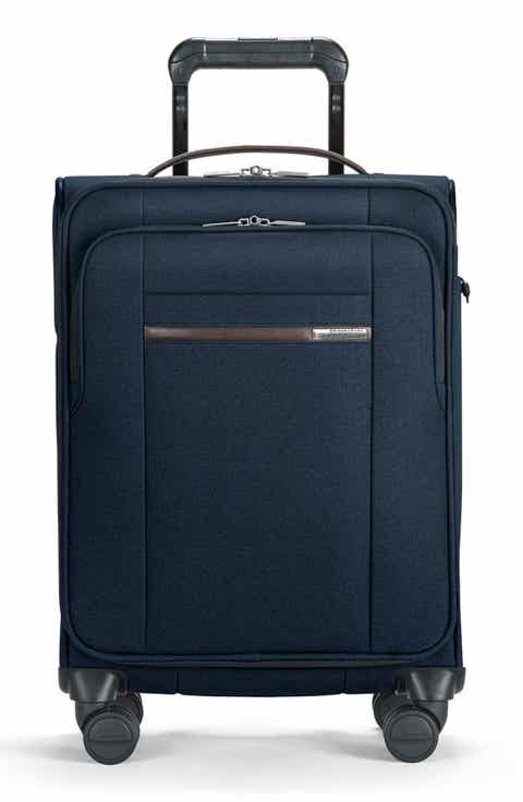 BRIGGS AND RILEY BAGS AND LUGGAGE. Get ready for your next adventure with some fashionable, practical Briggs & Riley bags. From compact carry-ons to suitcase sets for extended trips, Briggs & Riley offers convenient, chic options for travel packing.