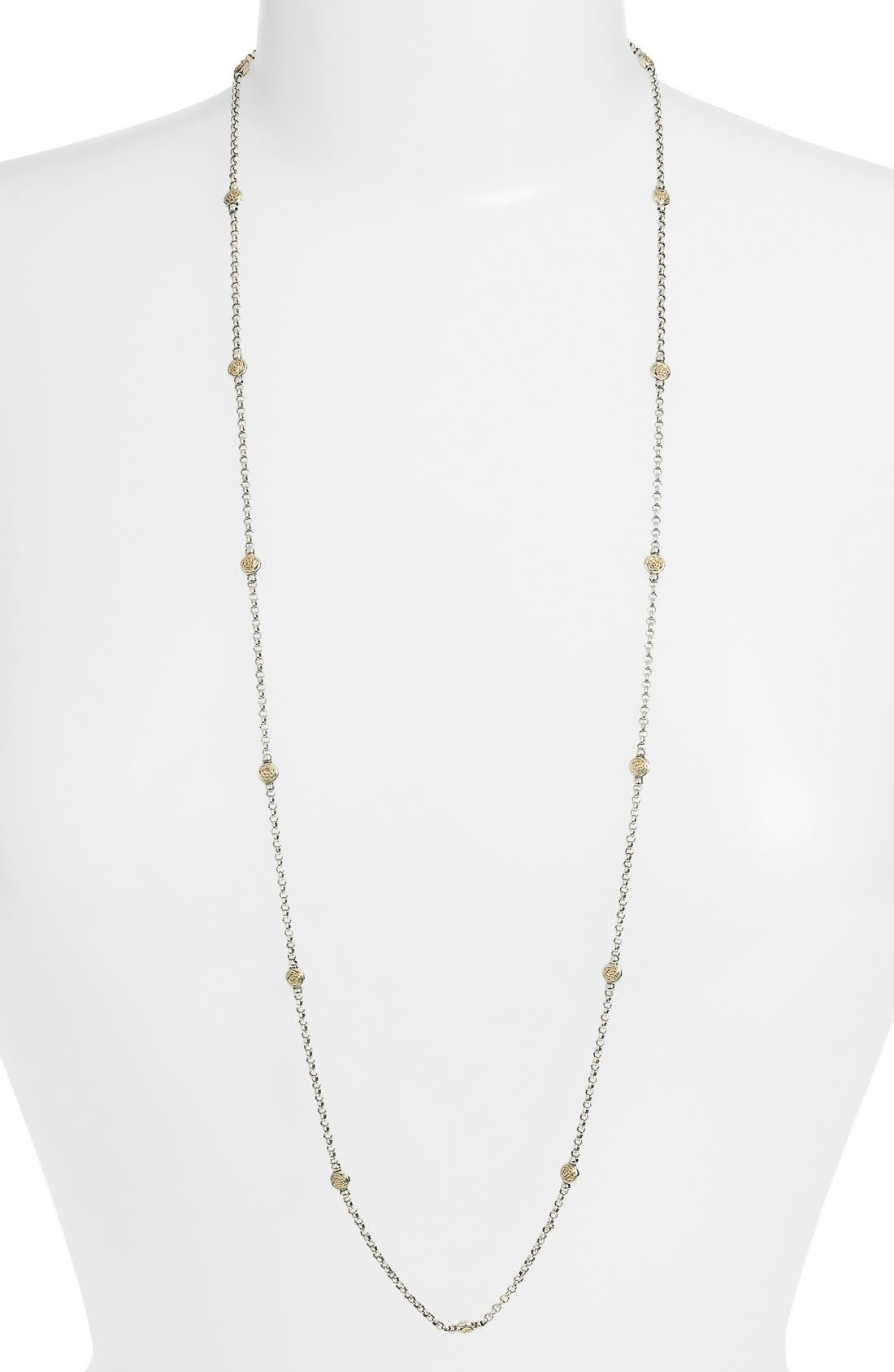 KONSTANTINO 'Iliada' Station Necklace