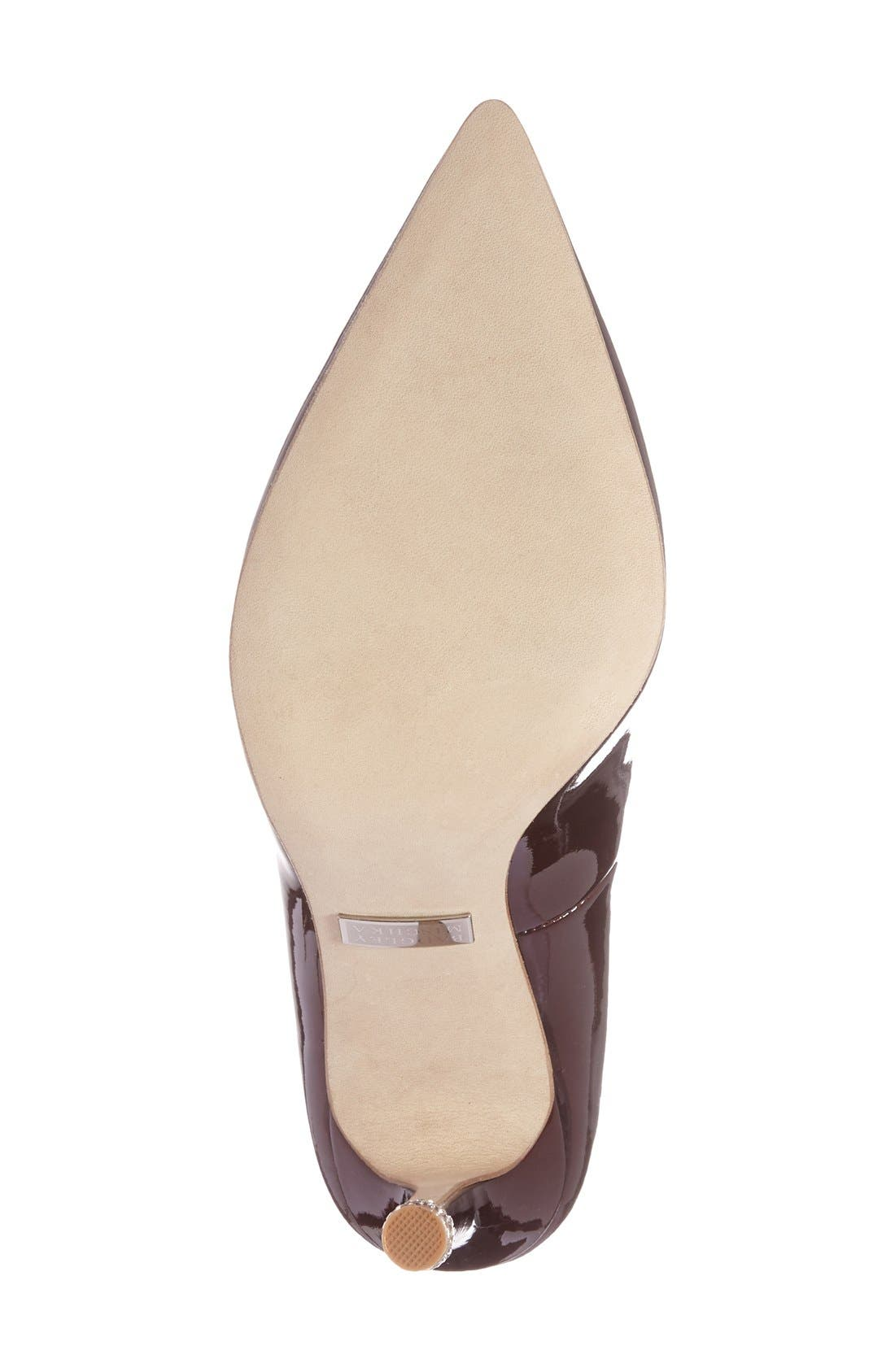 Alternate Image 4  - Badgley Mischka 'Noelle' Pointy Toe Pump (Women)
