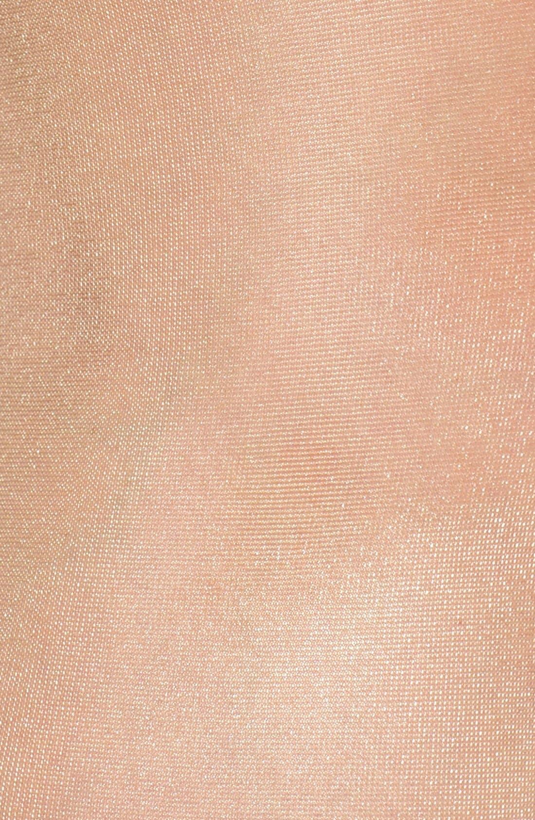 Alternate Image 2  - Falke 'Pure Shine 15 Denier' Stockings