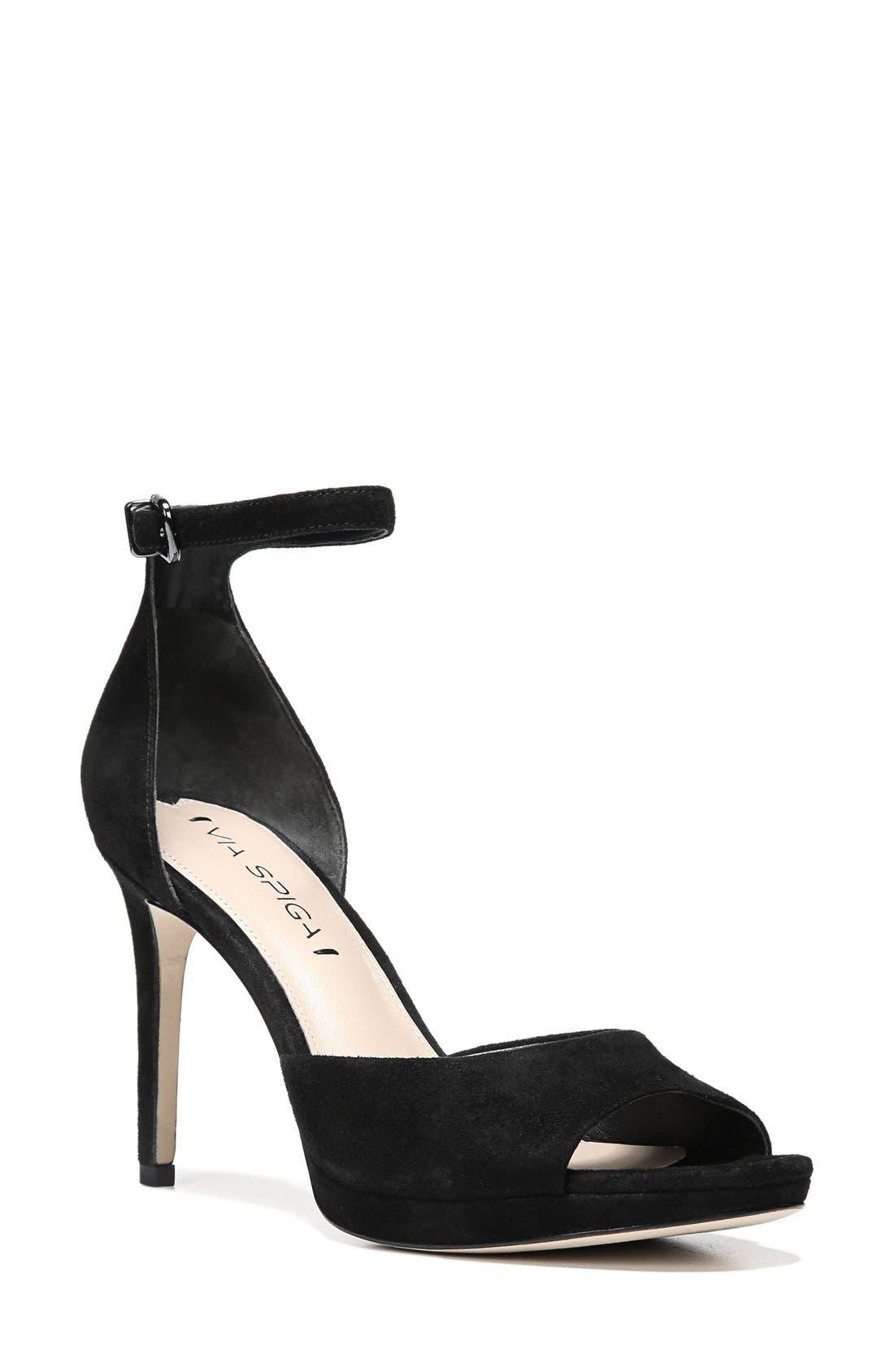 Alternate Image 1 Selected - Via Spiga 'Salina' Sandal (Women)