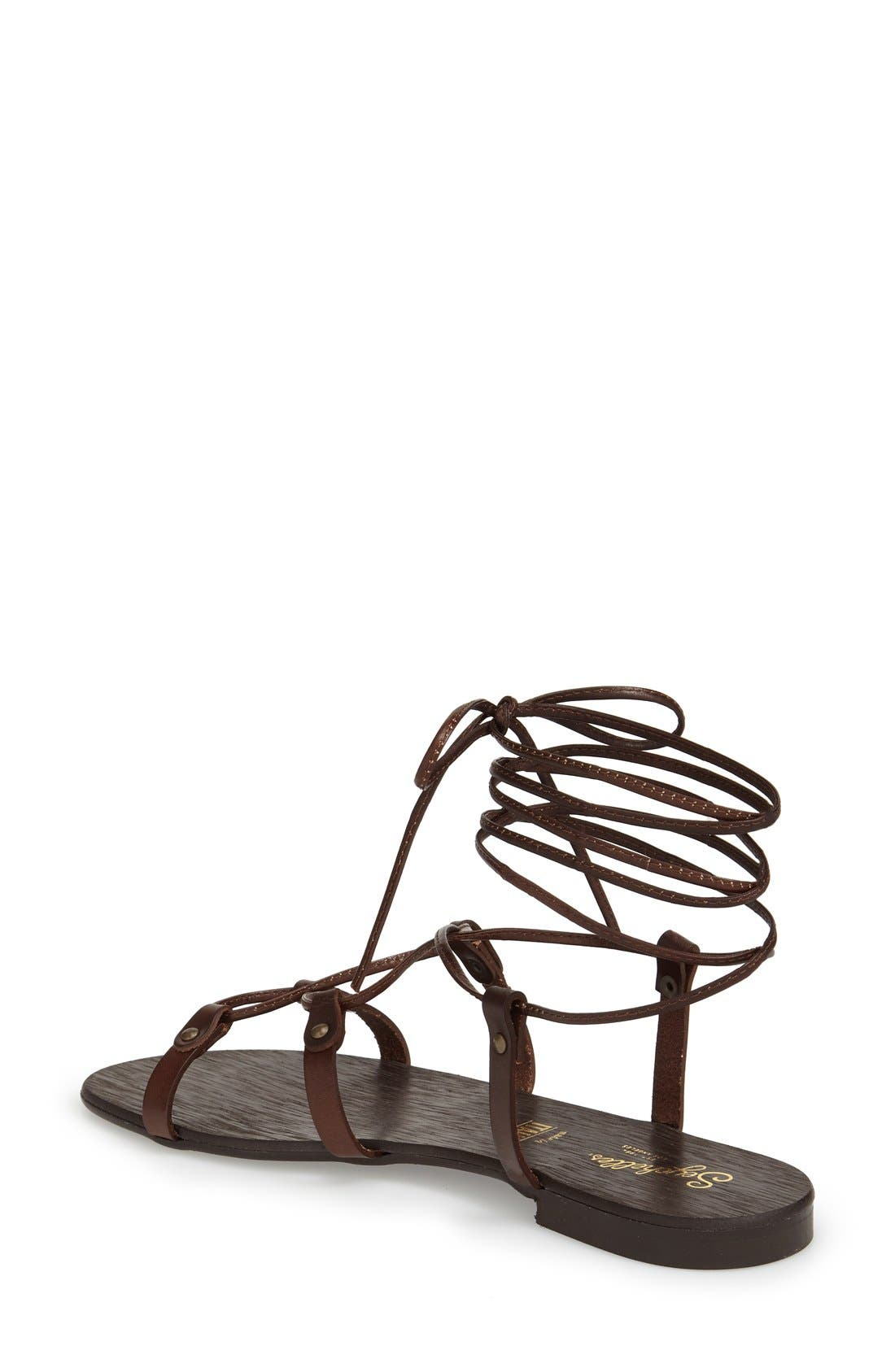Alternate Image 2  - Seychelles 'Gawk' Lace-Up Sandal (Women)