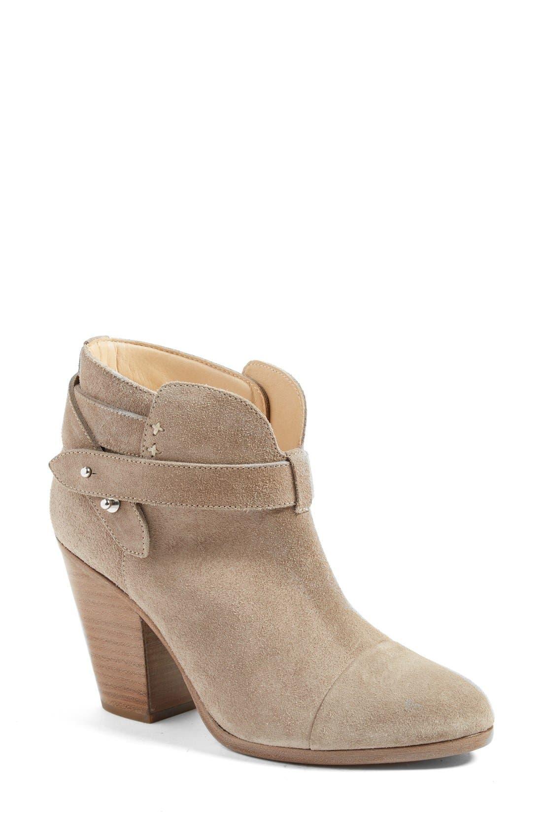 rag & bone 'Harrow' Leather Boot