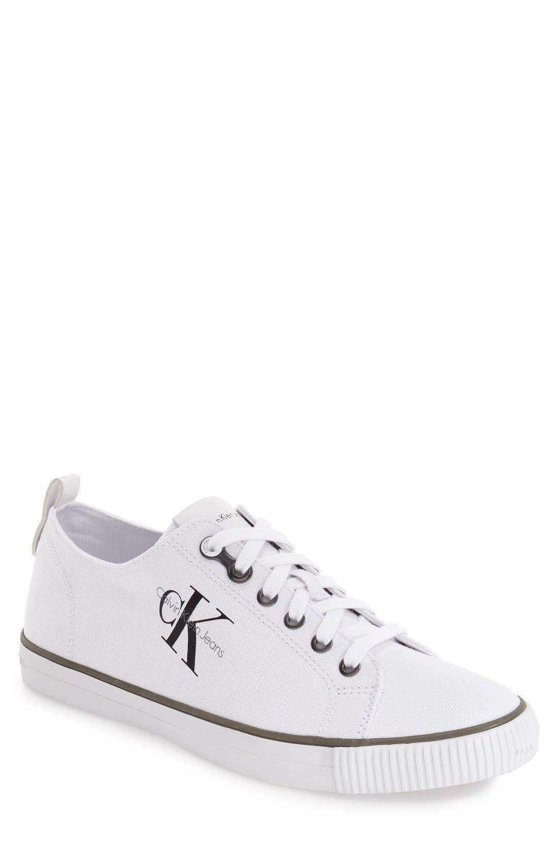 Calvin Klein Jeans 'Arnold' Lace-Up Sneaker (Men)