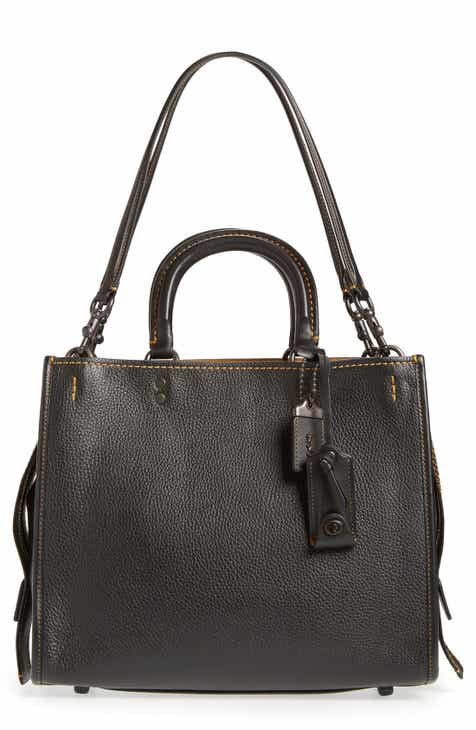 코치 1941 사첼백 COACH 1941 'Rogue' Leather Satchel