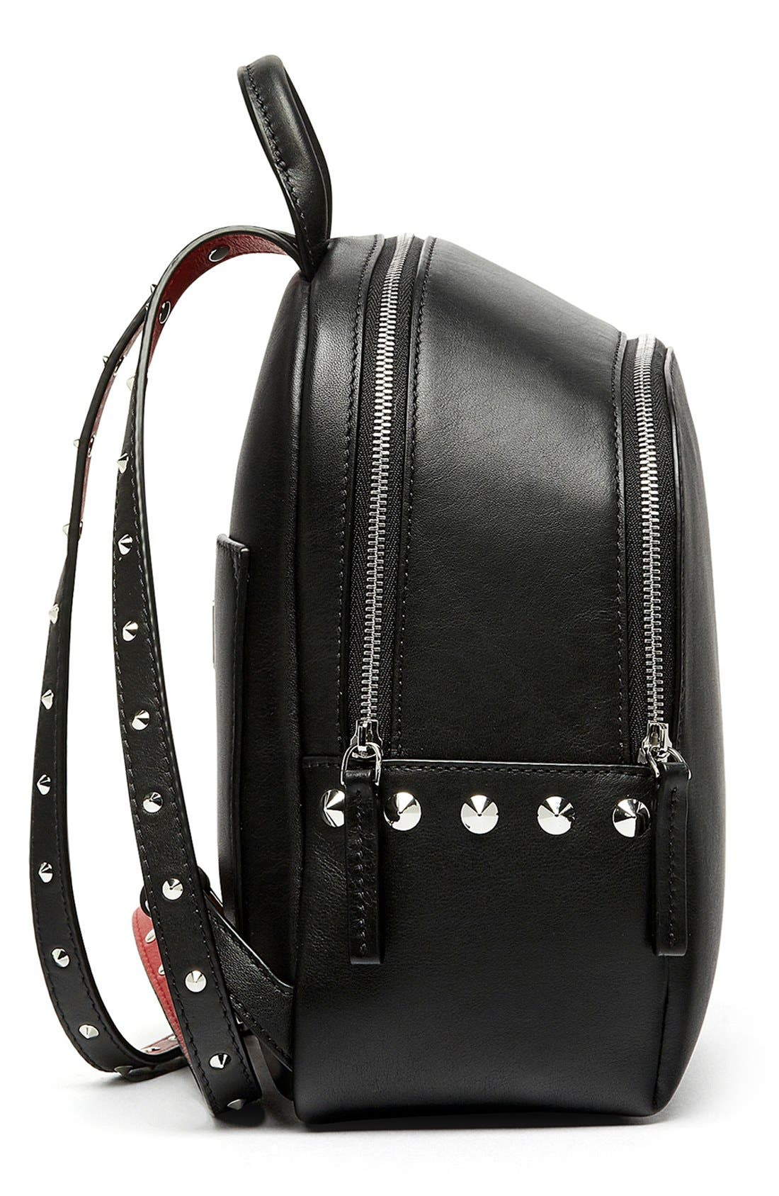 Alternate Image 6  - MCM 'Mini Duchess' Leather Backpack