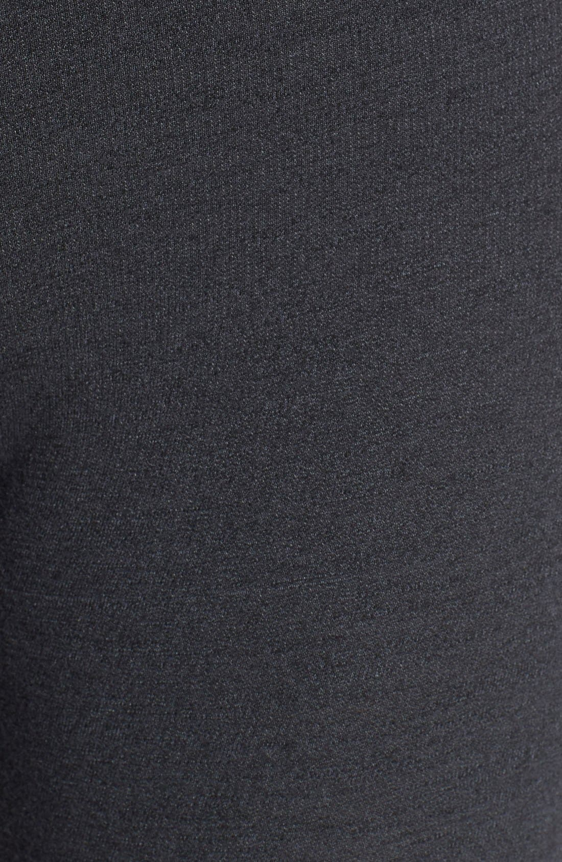 Alternate Image 5  - Sundry Stripe Detail Yoga Pants