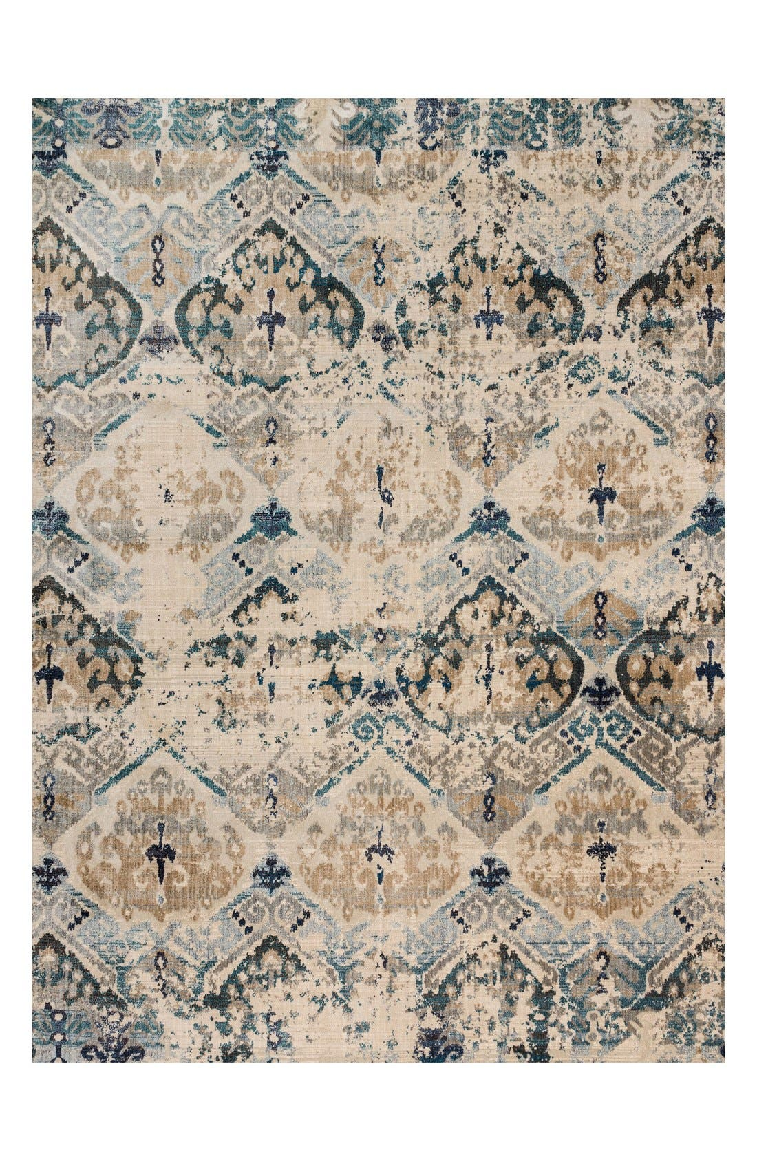 Alternate Image 1 Selected - Loloi x Magnolia Home 'Kivi' Area Rug