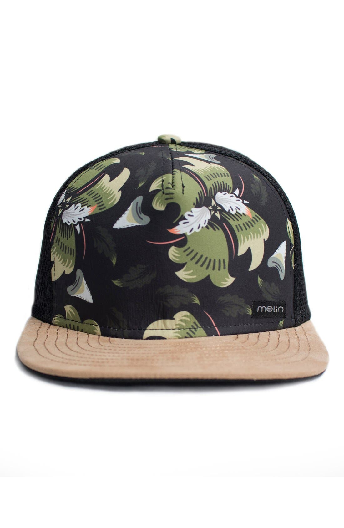 Alternate Image 5  - Melin 'The Pacific' Snapback Hat