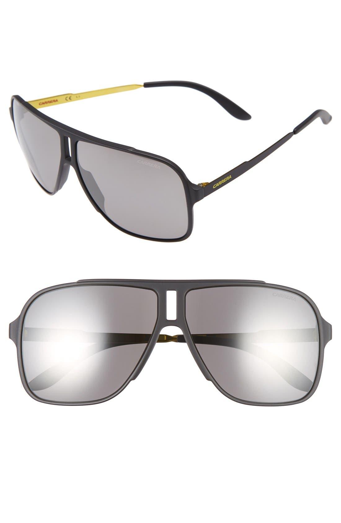 CARRERA EYEWEAR 61mm Sunglasses