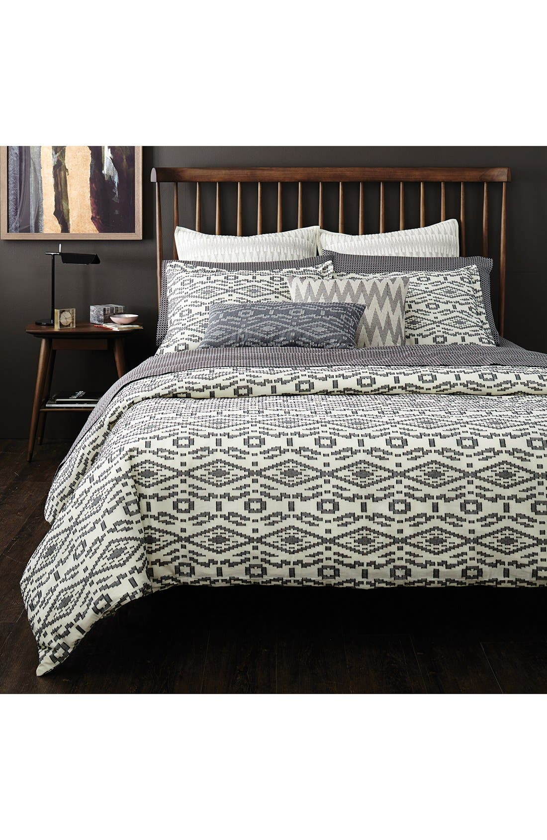 DwellStudio 'Tangier Geo' Duvet Cover & Shams