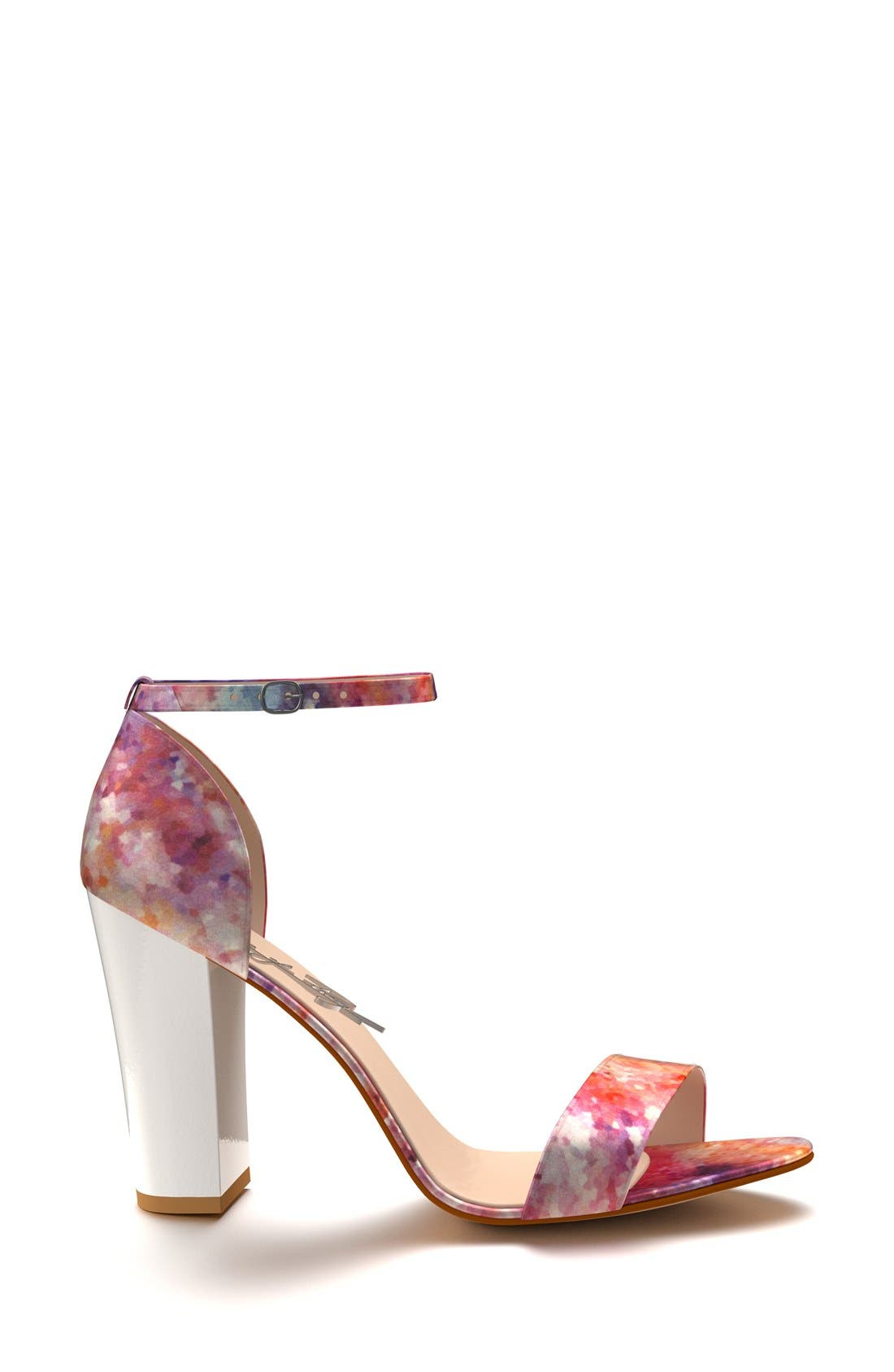 Alternate Image 2  - Shoes of Prey Ankle Strap Sandal (Women)