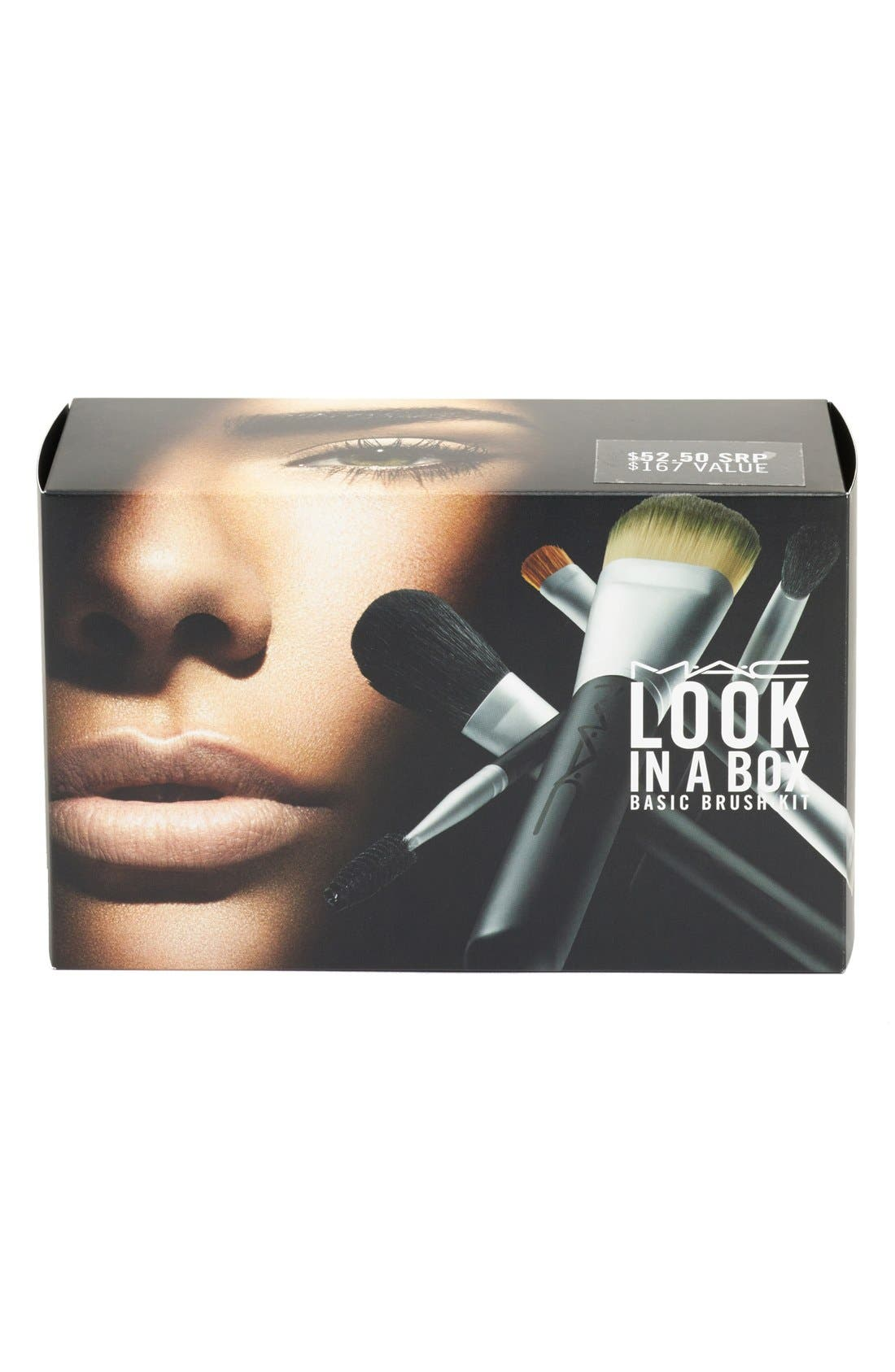 Alternate Image 3  - MAC 'Look in a Box - Basic' Brush Kit (Nordstrom Exclusive) ($167 Value)