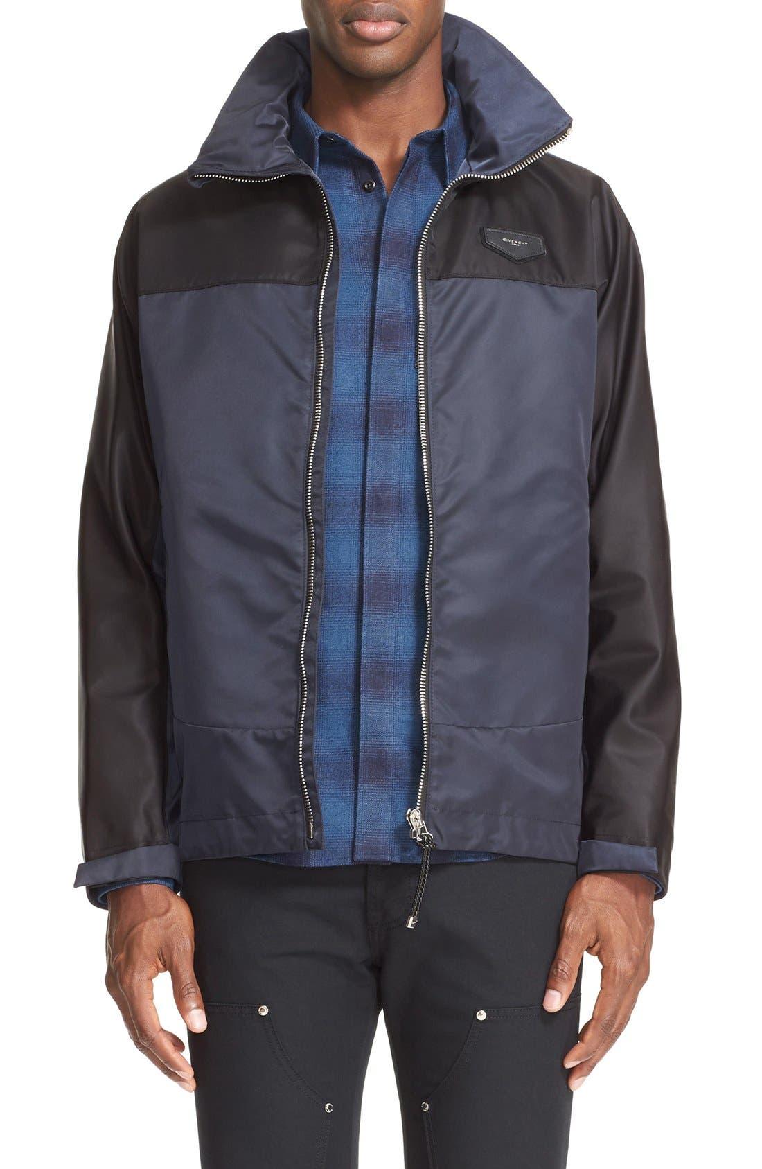 GIVENCHY Colorblock Jacket