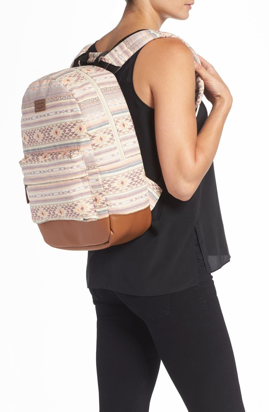 Alternate Image 2  - Rip Curl 'Surf Bandit' Woven Backpack